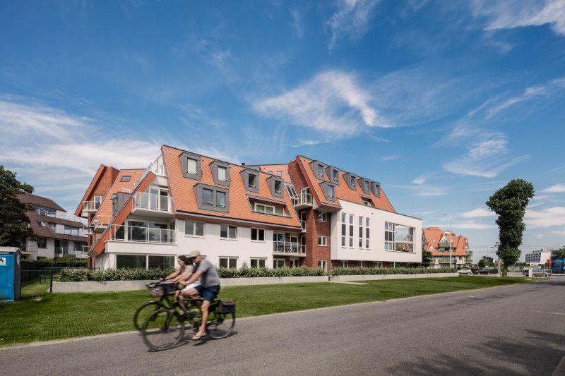 Appartement Residentie Villa Crombez Nieuwpoort - 2028