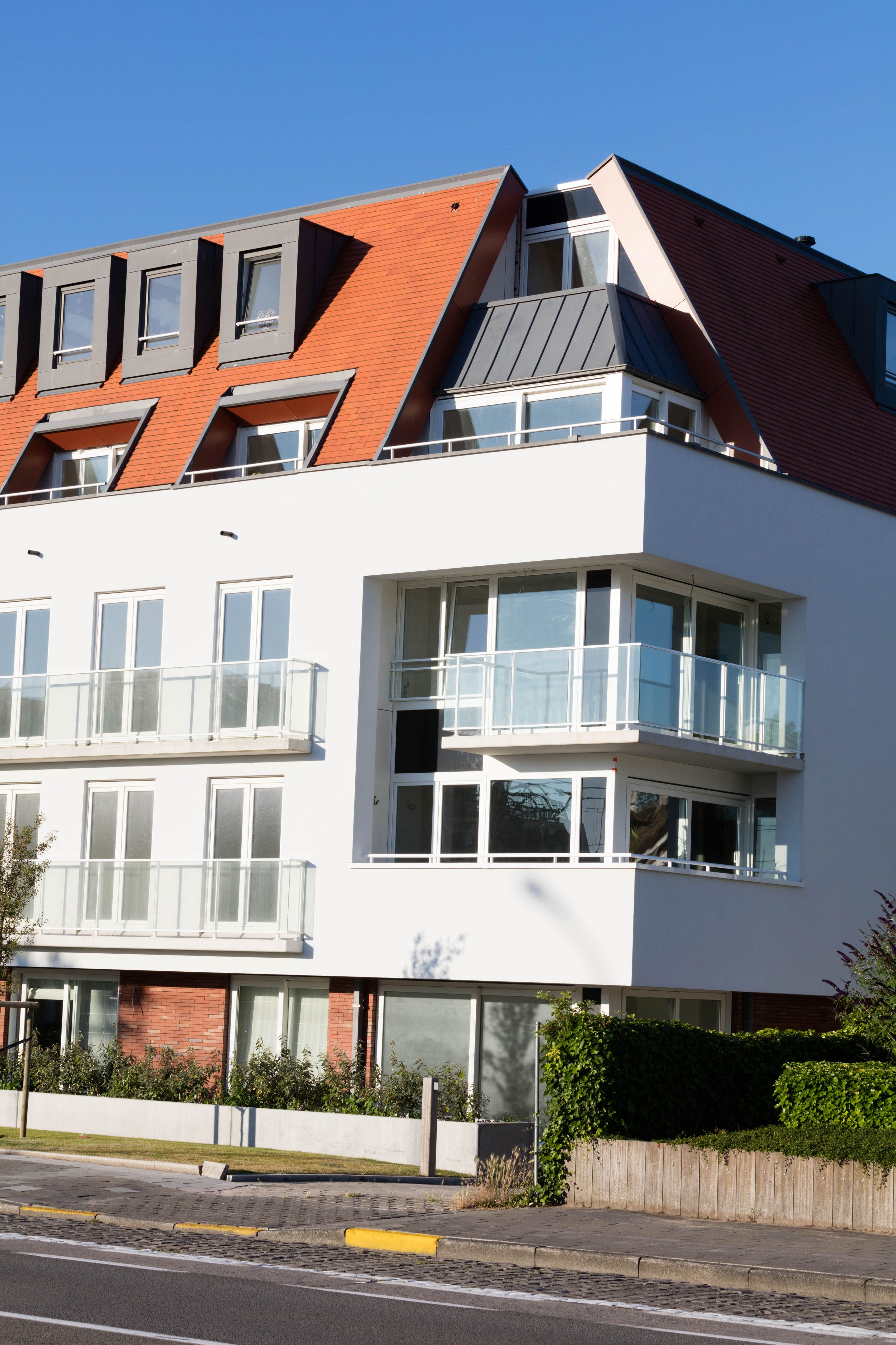 Appartement Residentie Villa Crombez Nieuwpoort - 3557