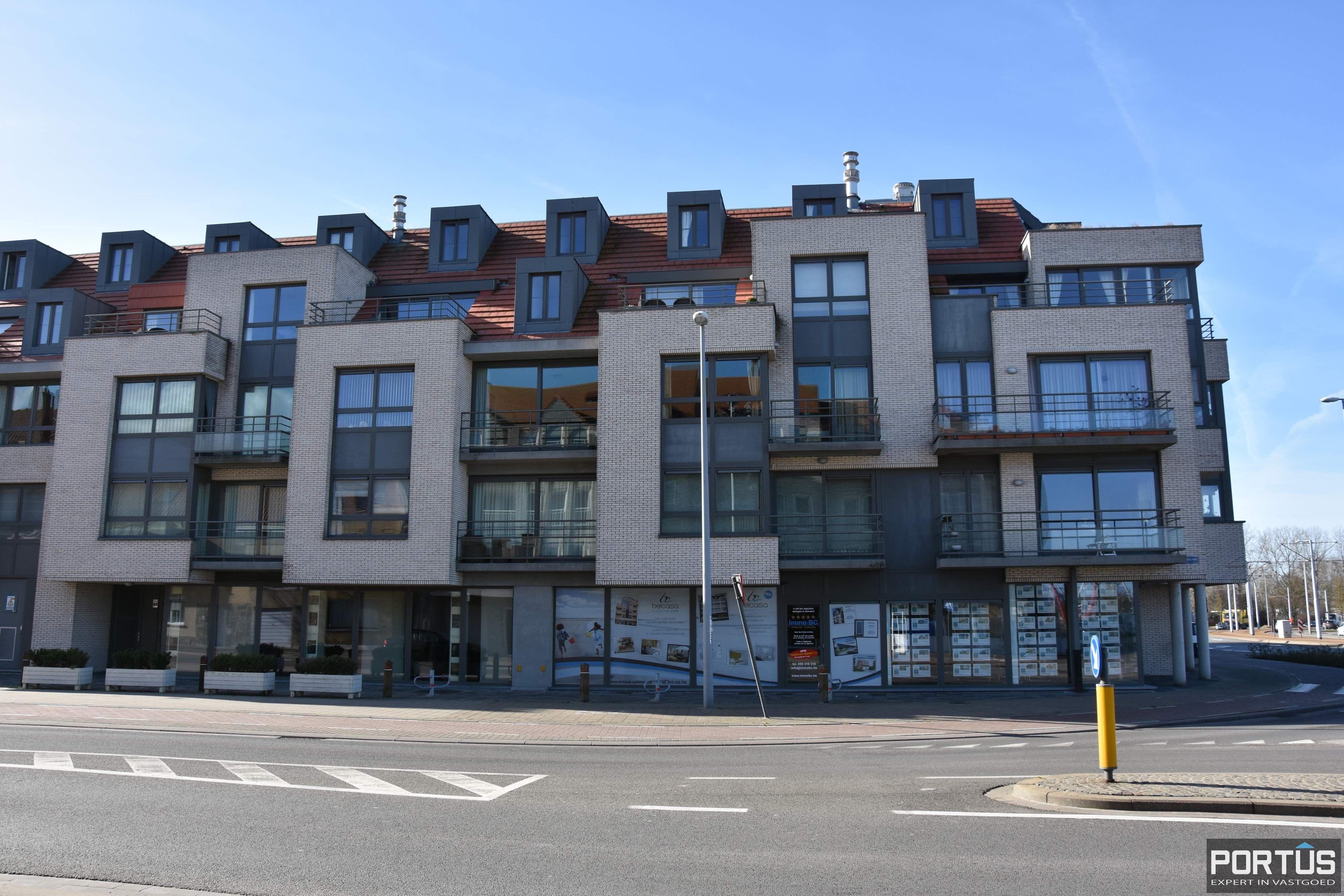 Duplex-appartement met 1 slaapkamer en terras te koop Nieuwpoort - 9359