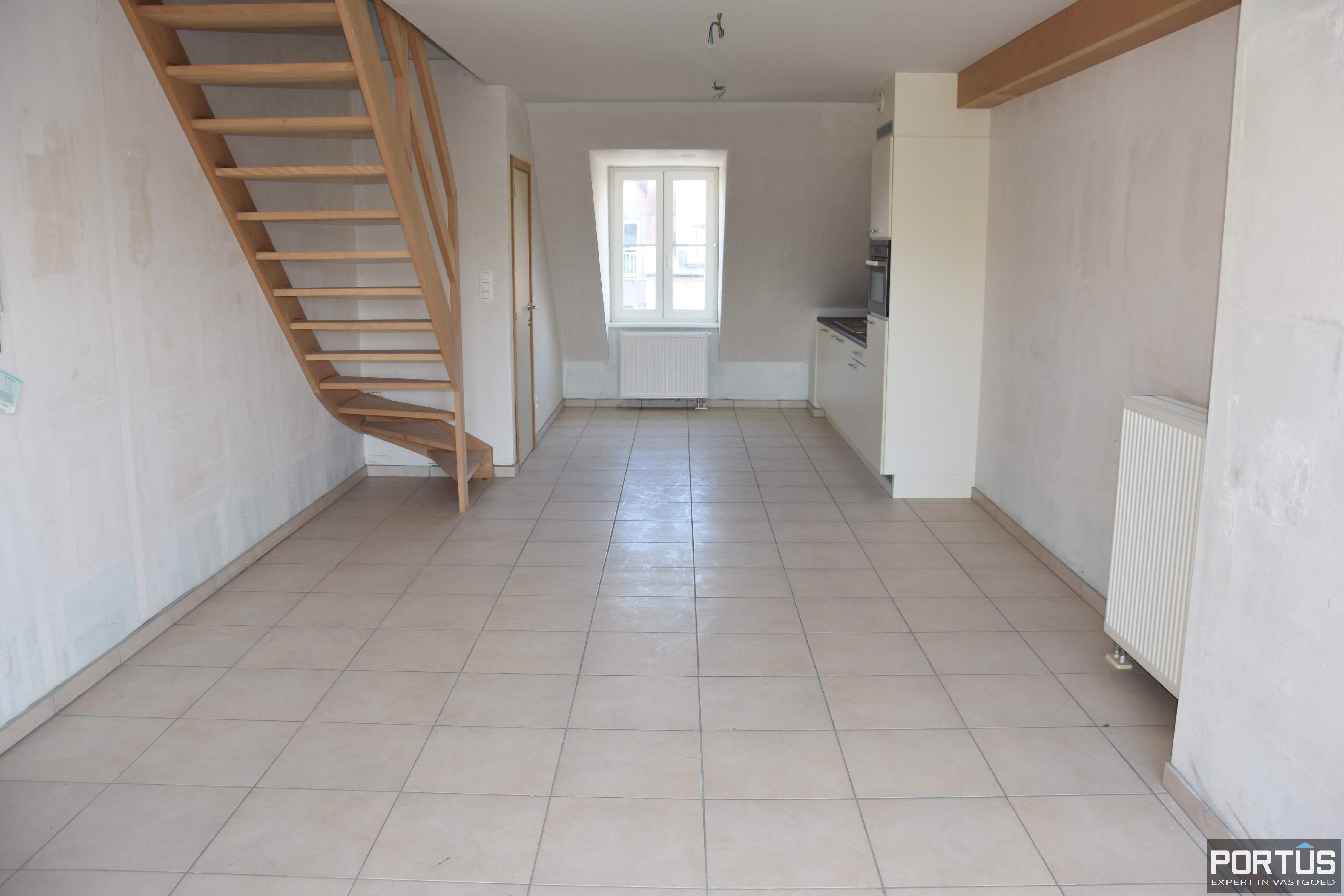 Duplex-appartement met 1 slaapkamer en terras te koop Nieuwpoort - 9360