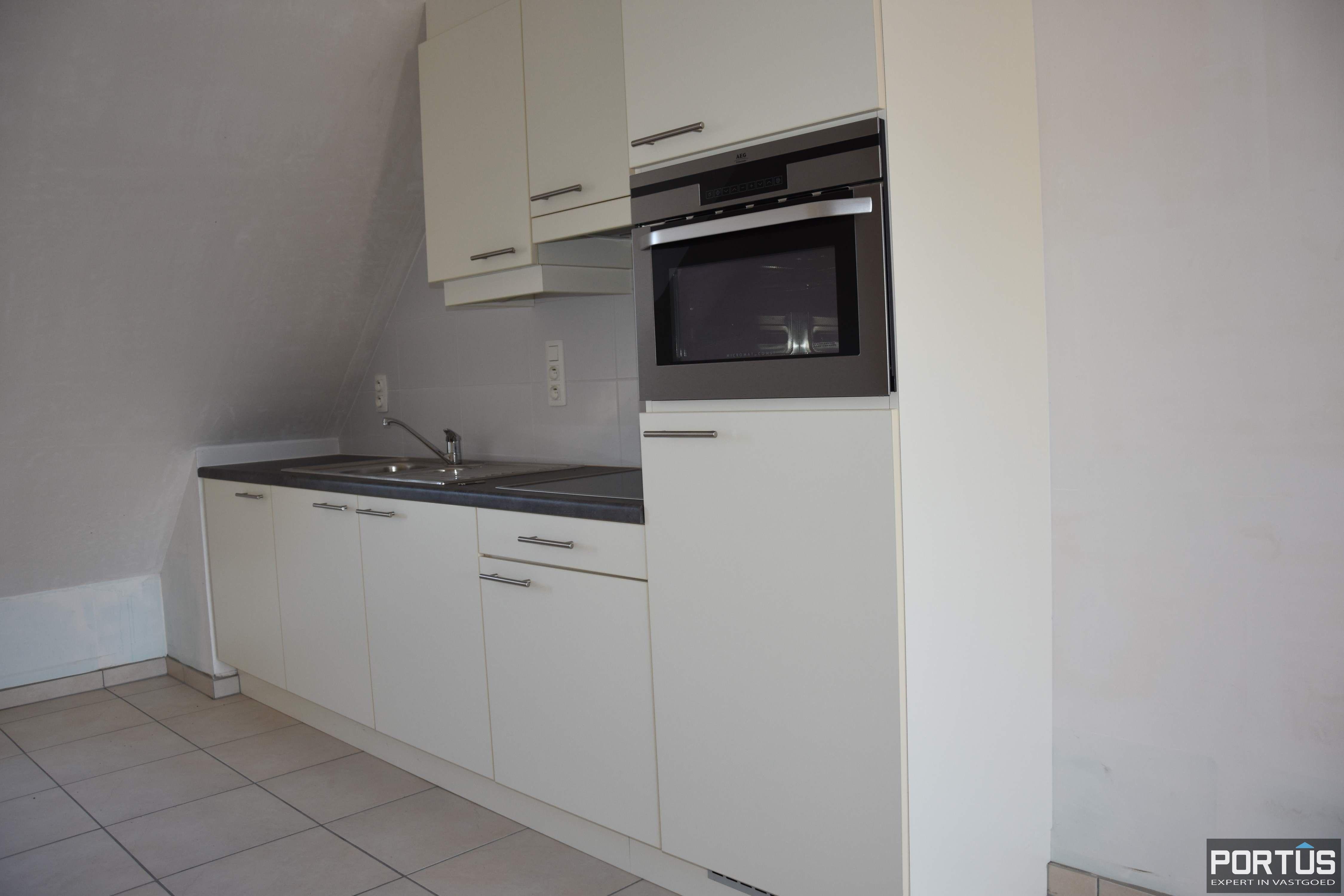 Duplex-appartement met 1 slaapkamer en terras te koop Nieuwpoort - 9361