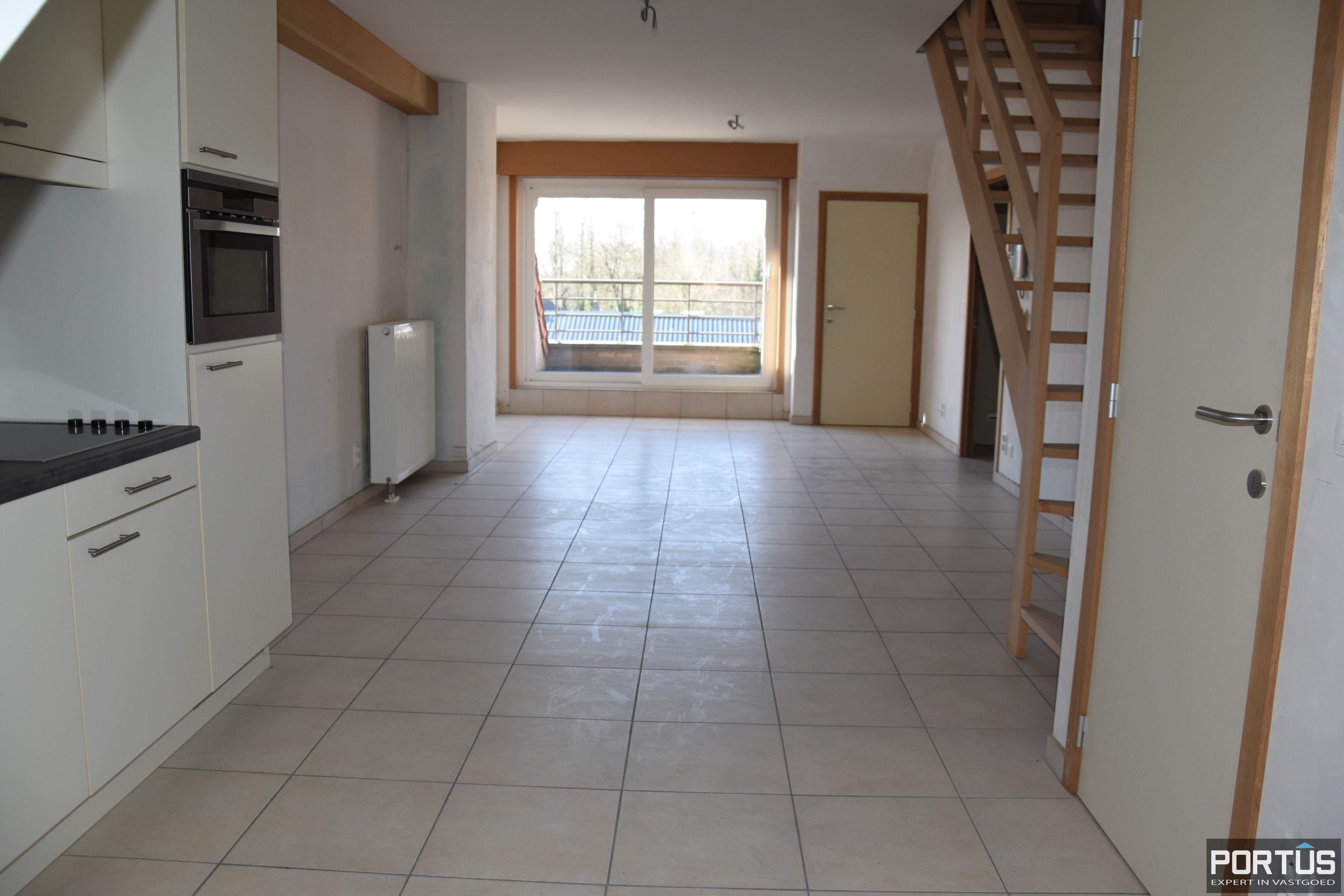 Duplex-appartement met 1 slaapkamer en terras te koop Nieuwpoort - 9362