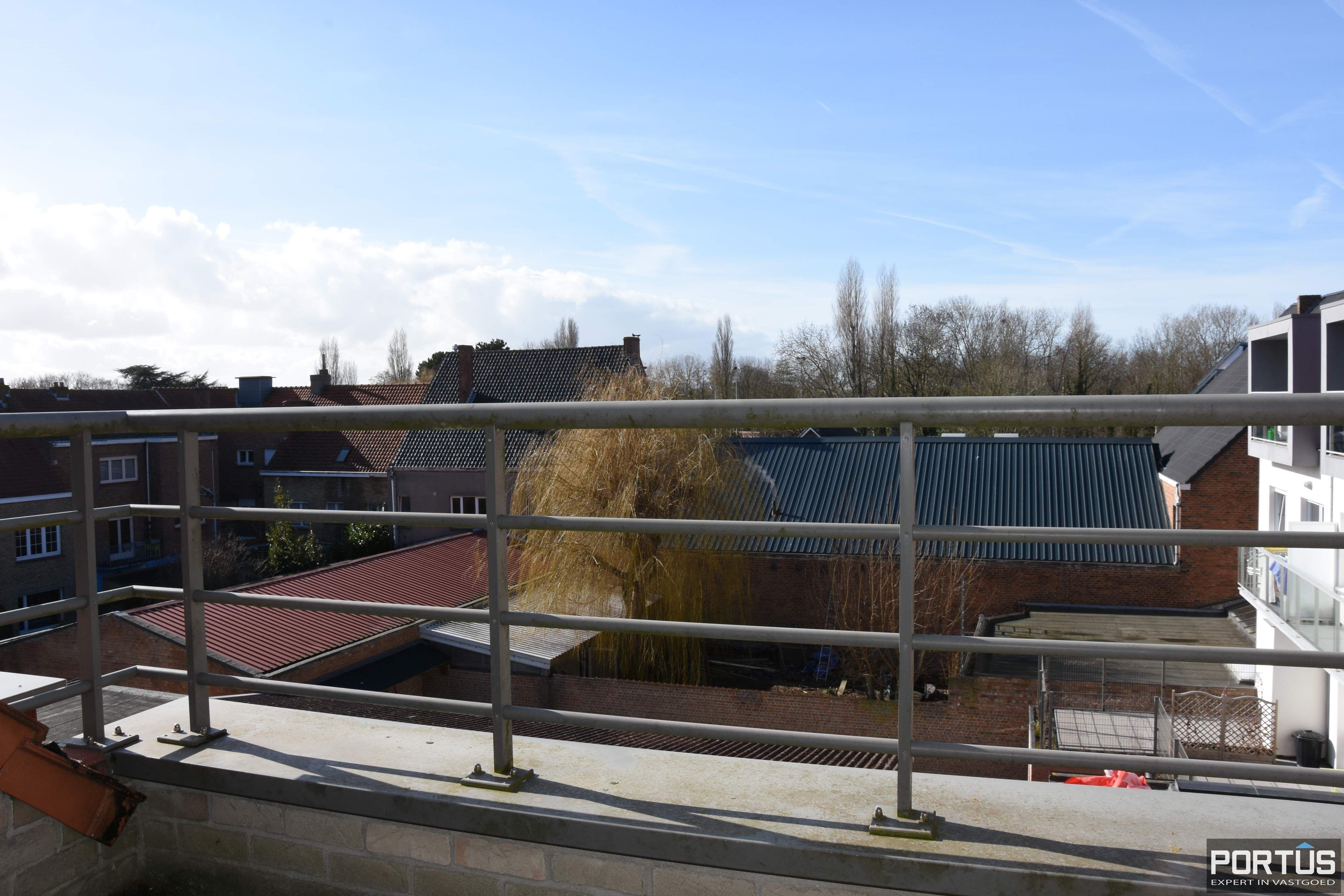 Duplex-appartement met 1 slaapkamer en terras te koop Nieuwpoort - 9364