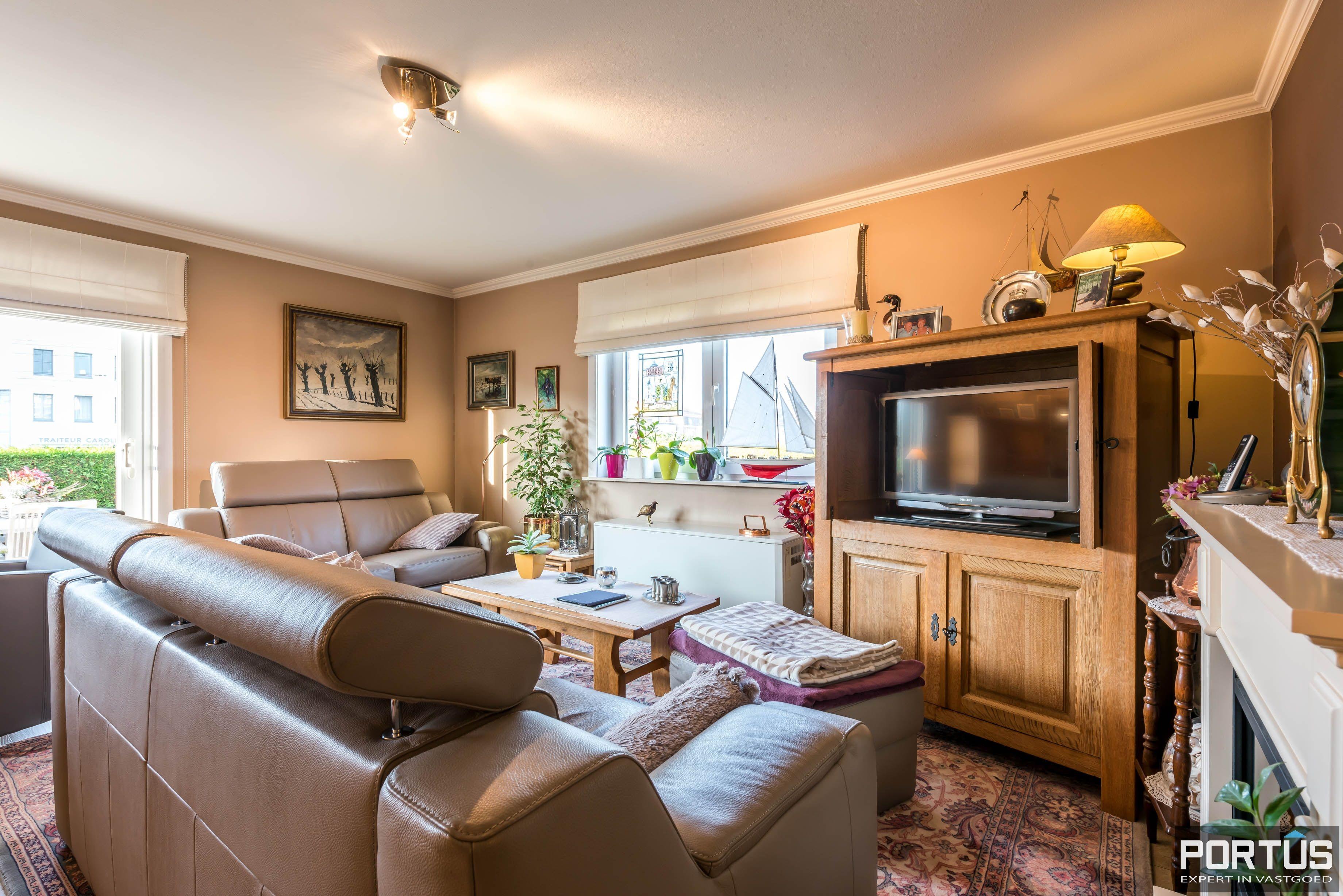Gelijkvloers appartement met 3 slaapkamers Nieuwpoort - 5683