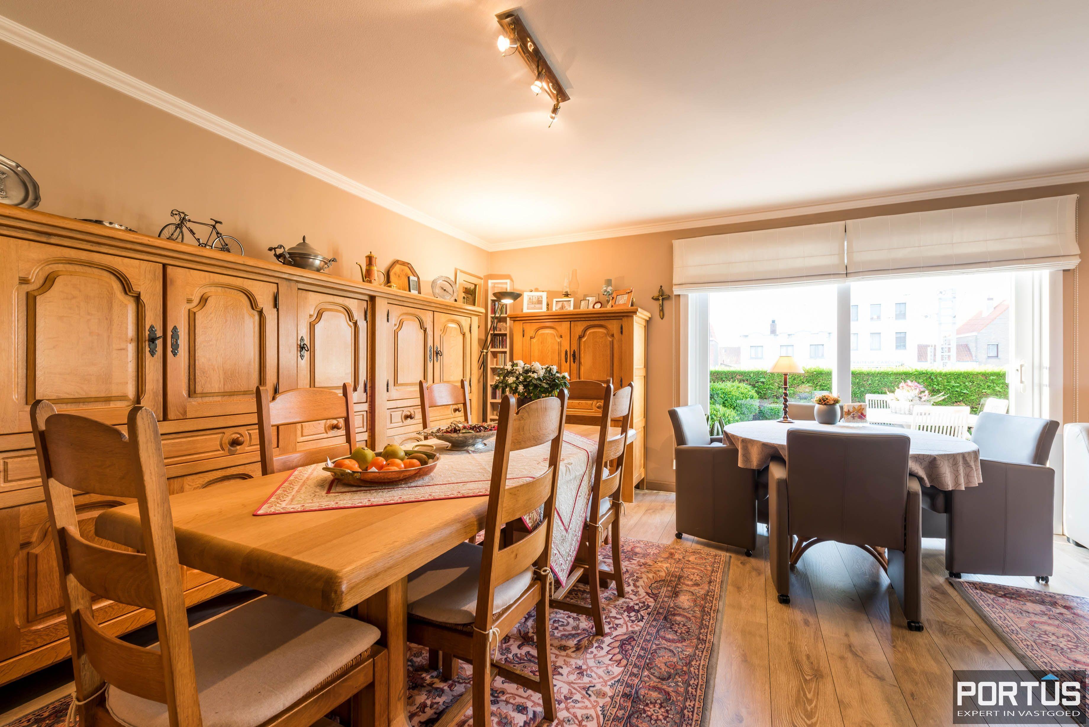 Gelijkvloers appartement met 3 slaapkamers Nieuwpoort - 5685