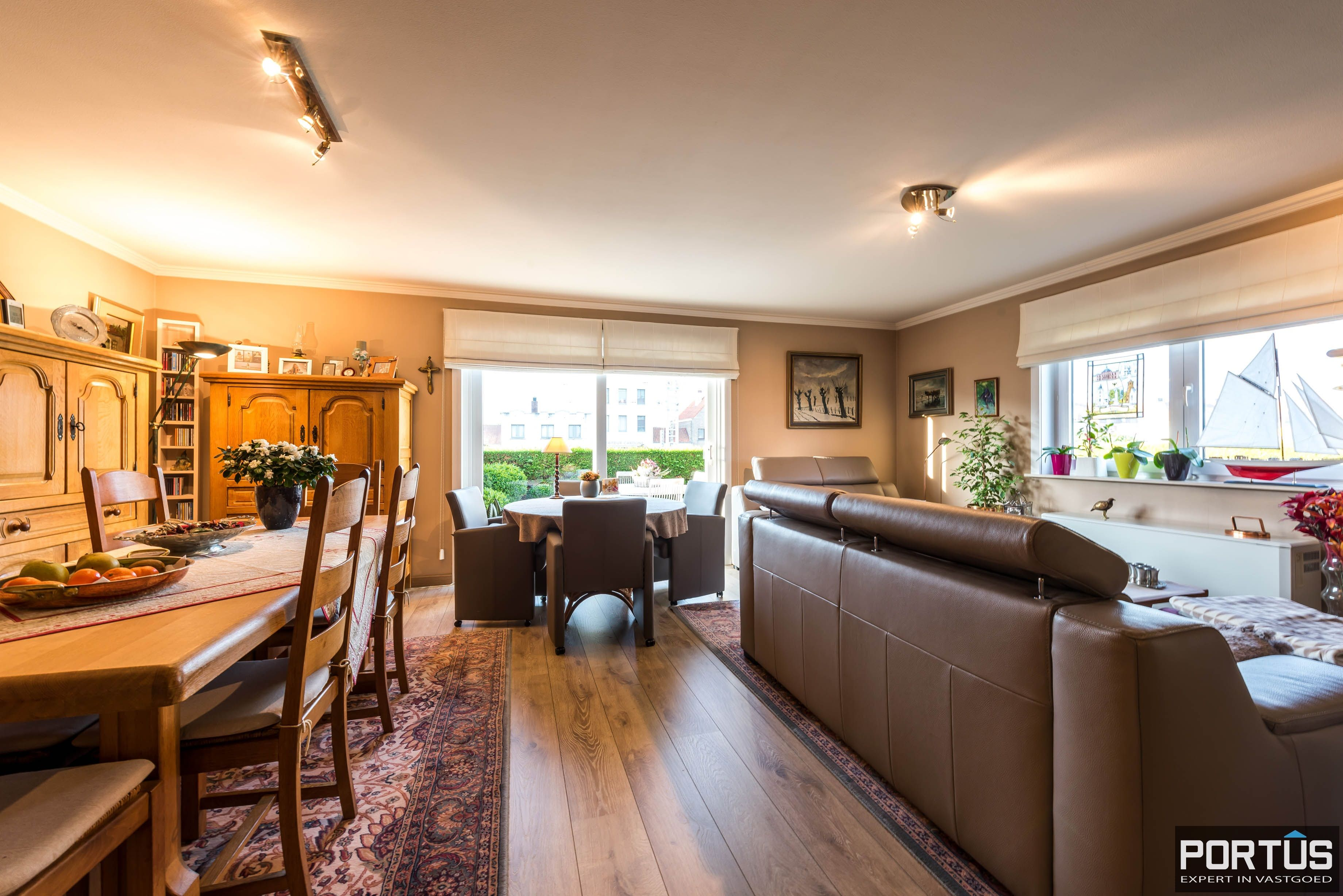 Gelijkvloers appartement met 3 slaapkamers Nieuwpoort - 5687