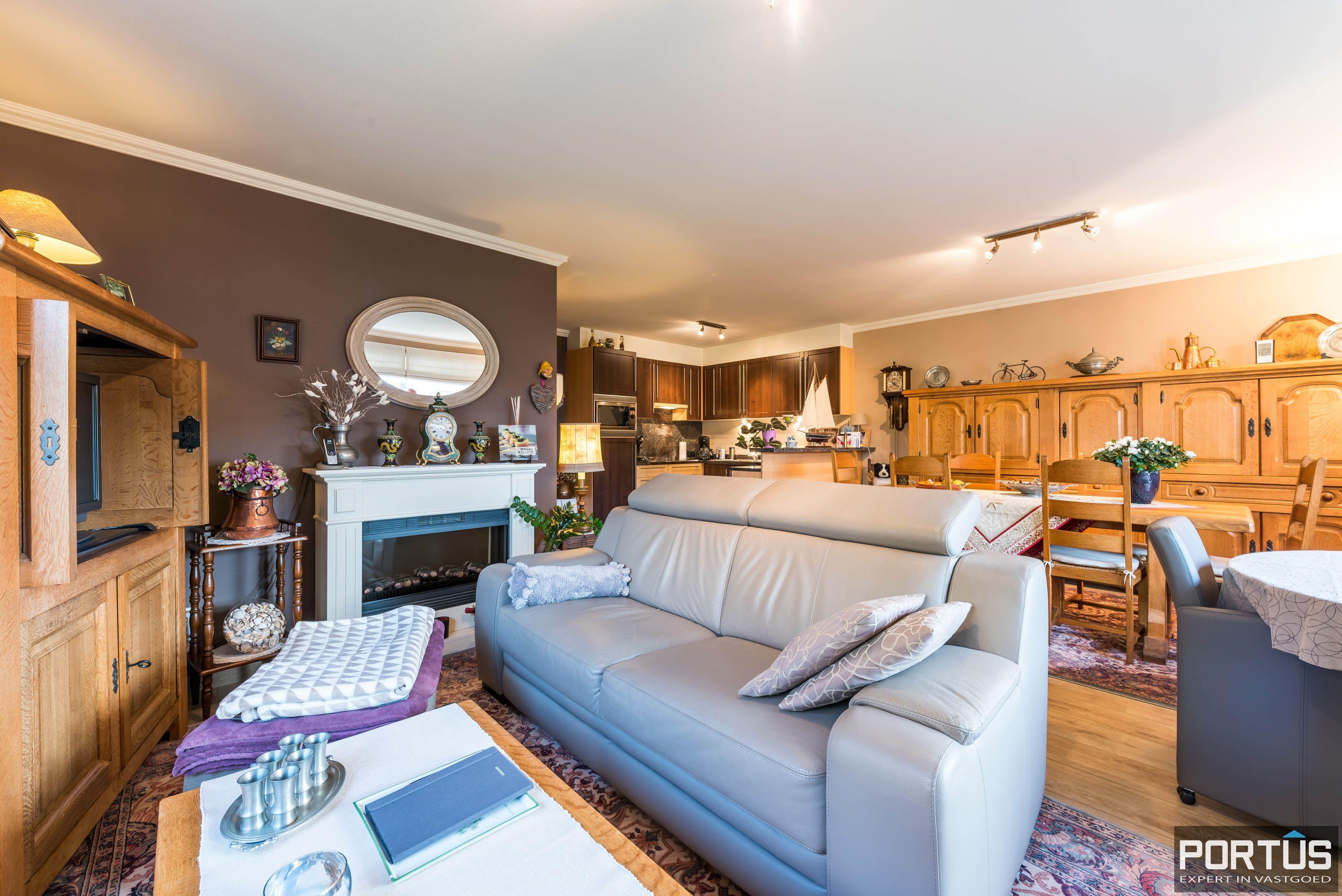 Gelijkvloers appartement met 3 slaapkamers Nieuwpoort - 5691