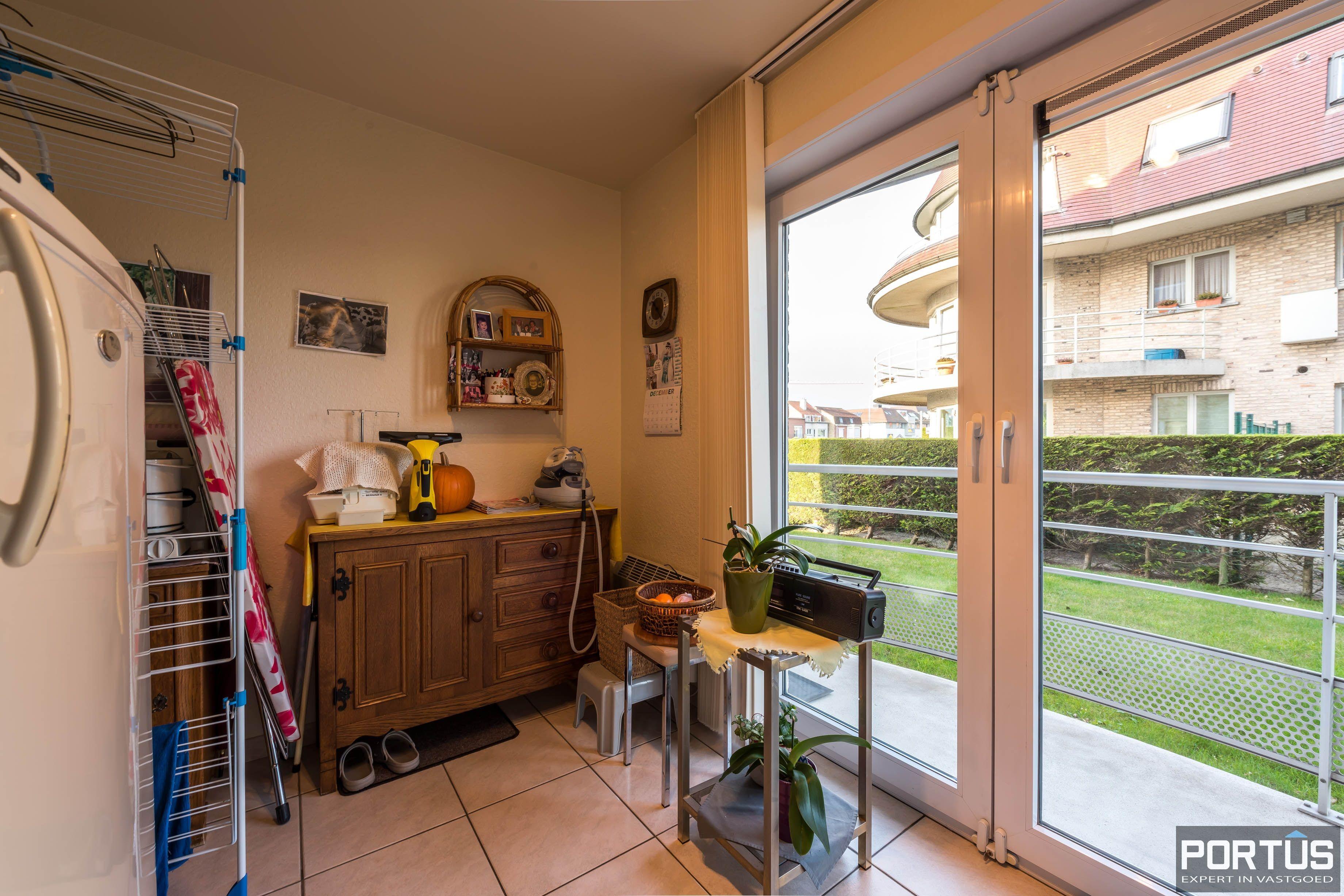 Gelijkvloers appartement met 3 slaapkamers Nieuwpoort - 5697