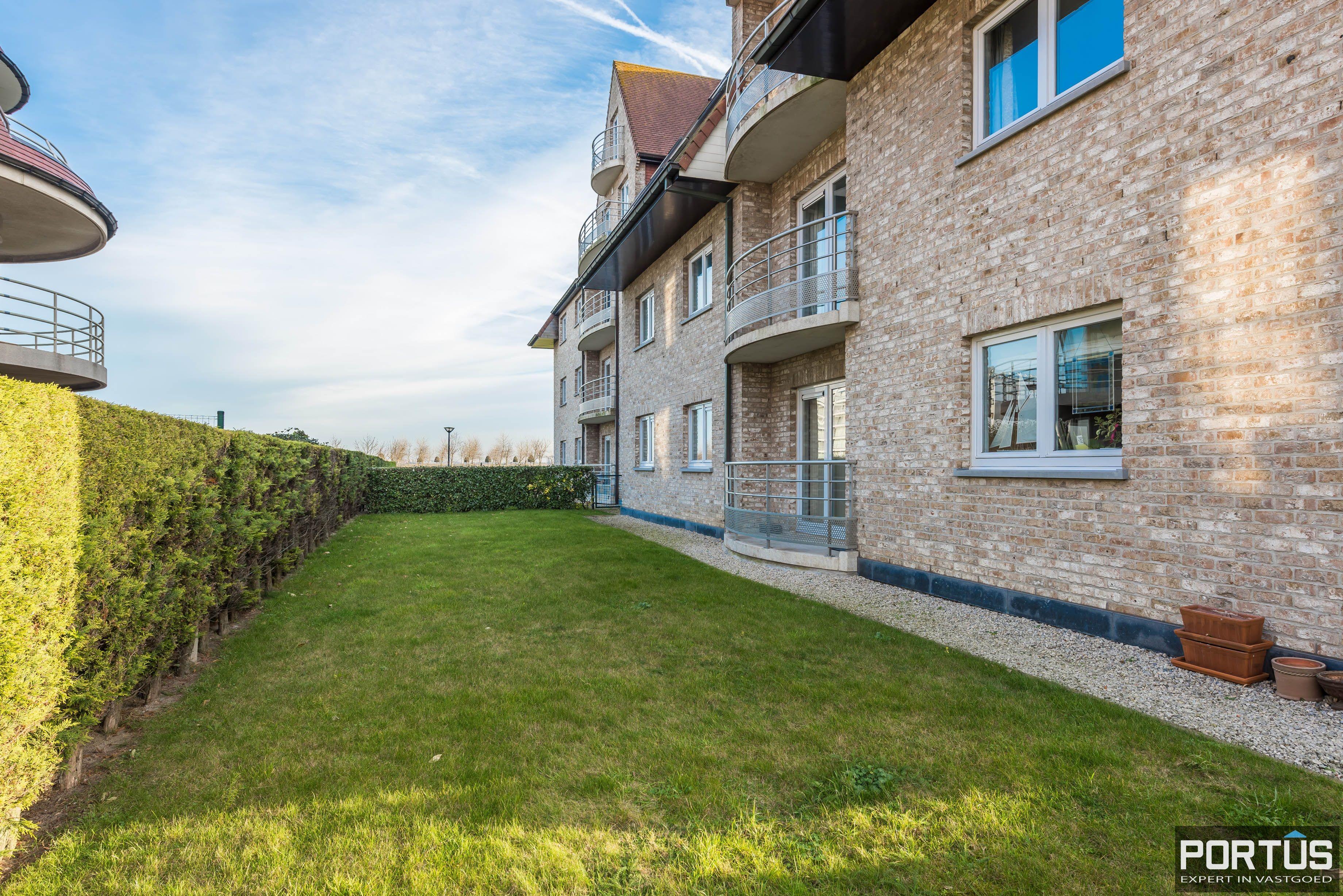 Gelijkvloers appartement met 3 slaapkamers Nieuwpoort - 5711