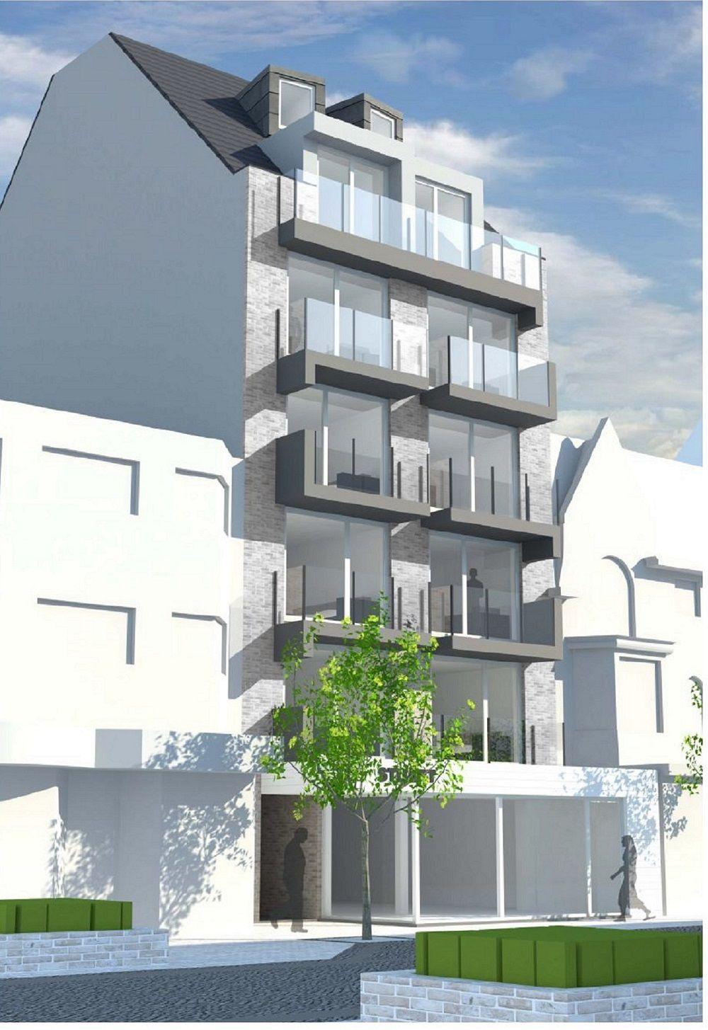 Duplex-appartement met zeezicht te koop Nieuwpoort - 5731