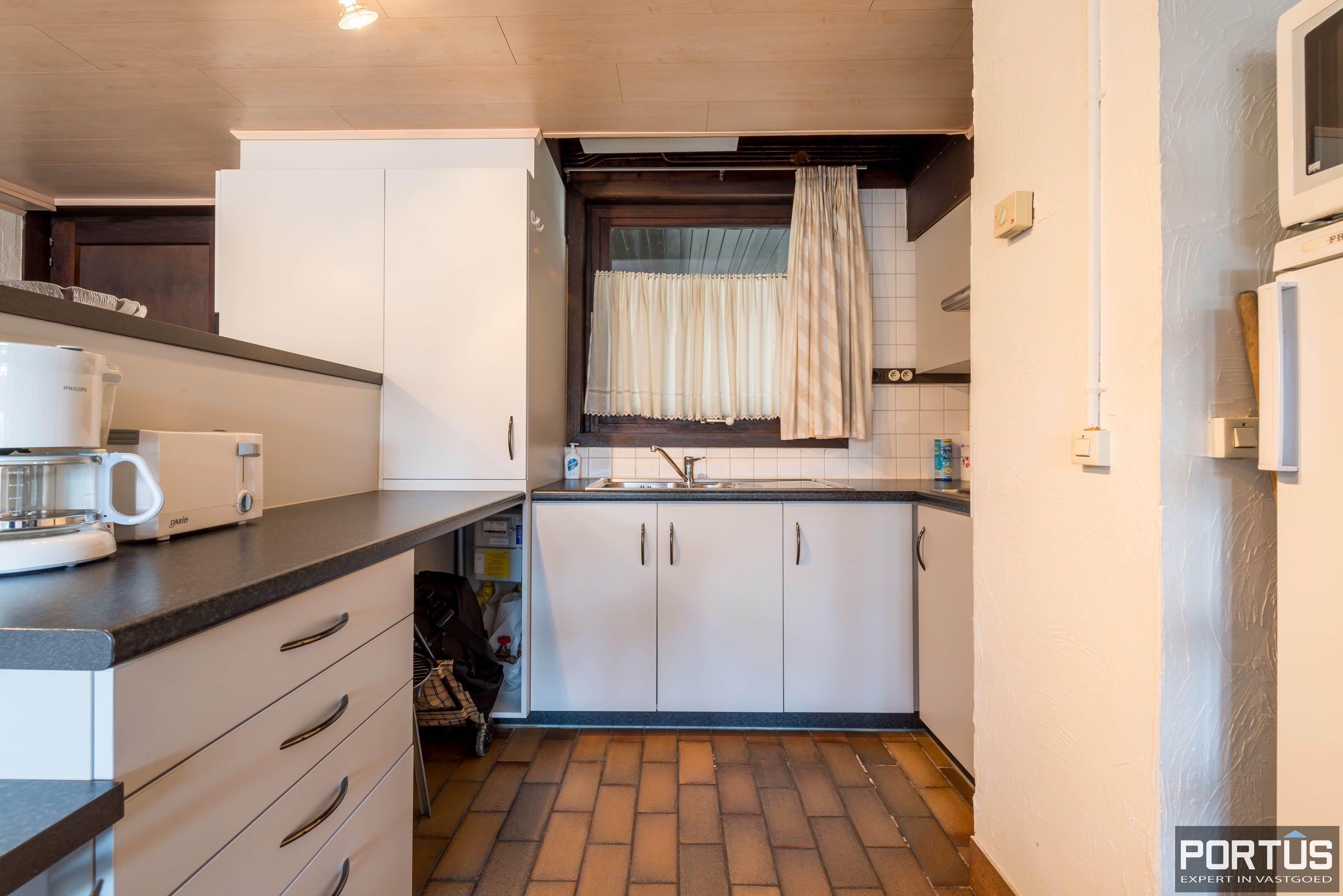 Woning te koop Nieuwpoort 4 slaapkamers en parking - 5581