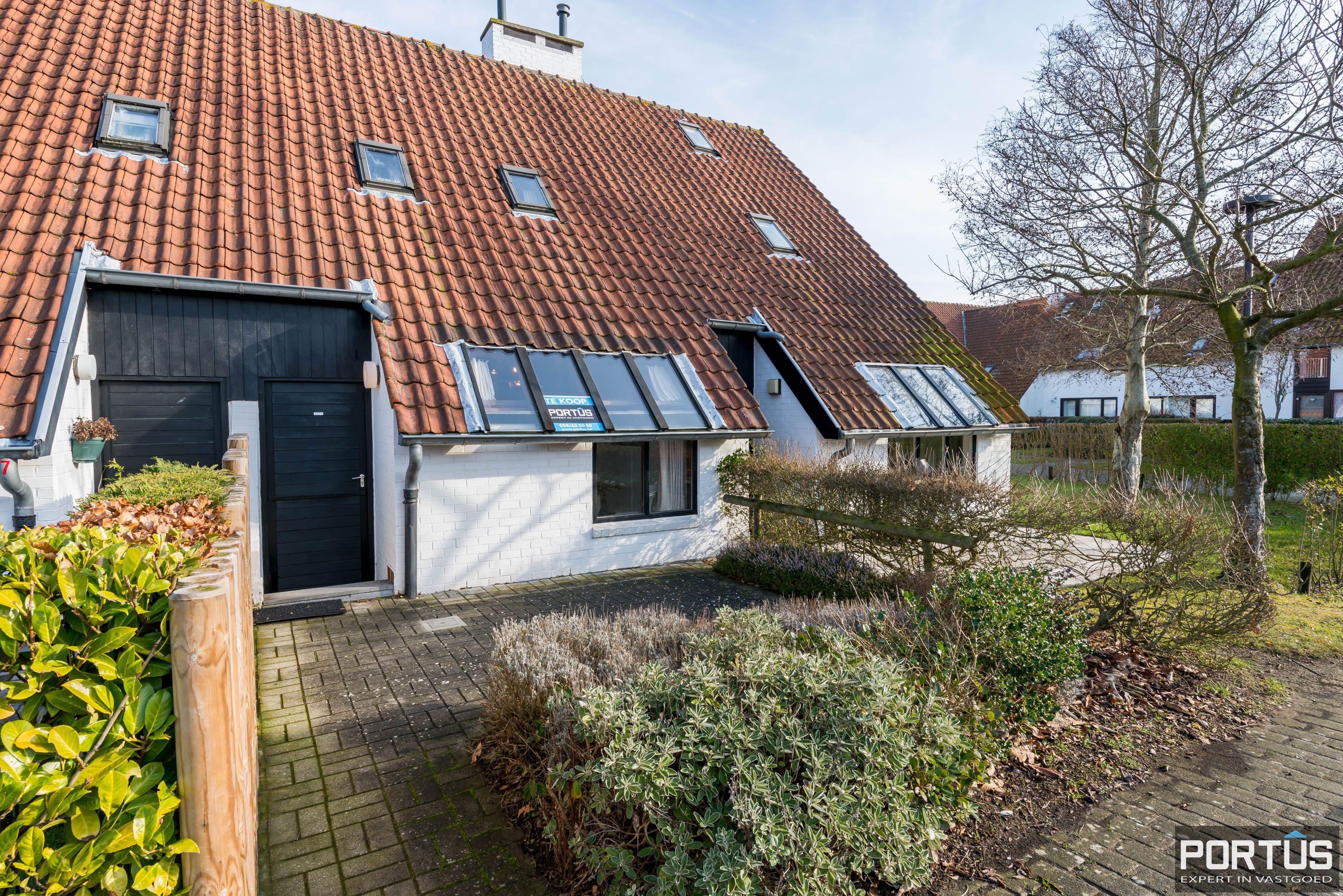 Woning te koop Nieuwpoort 4 slaapkamers en parking - 5593