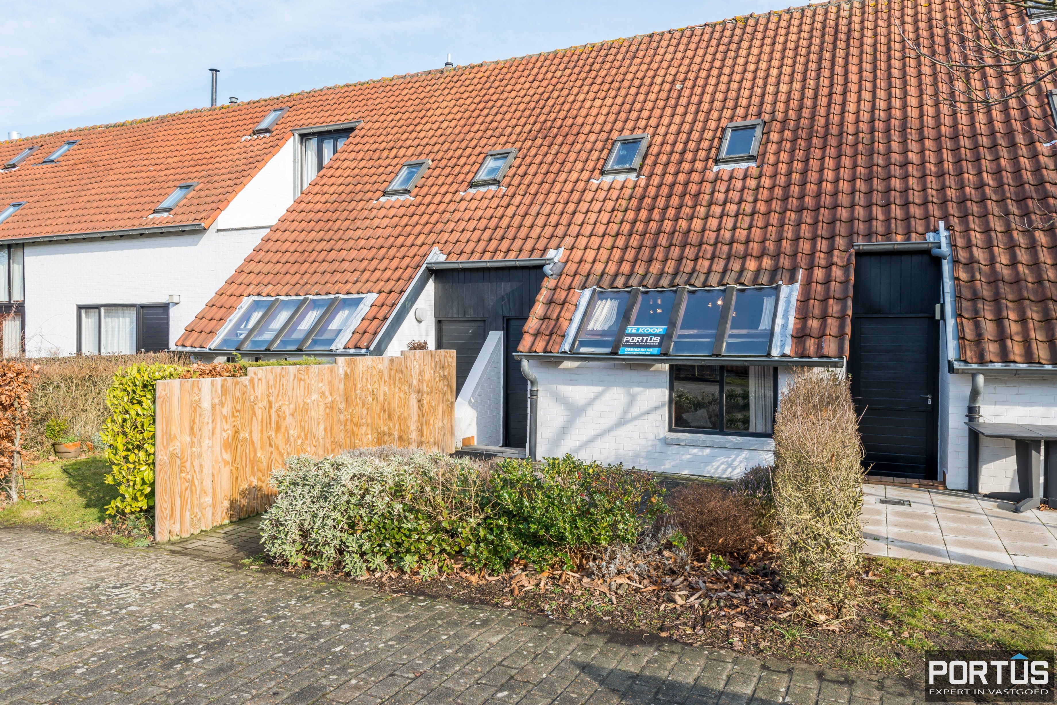 Woning te koop Nieuwpoort 4 slaapkamers en parking - 5595