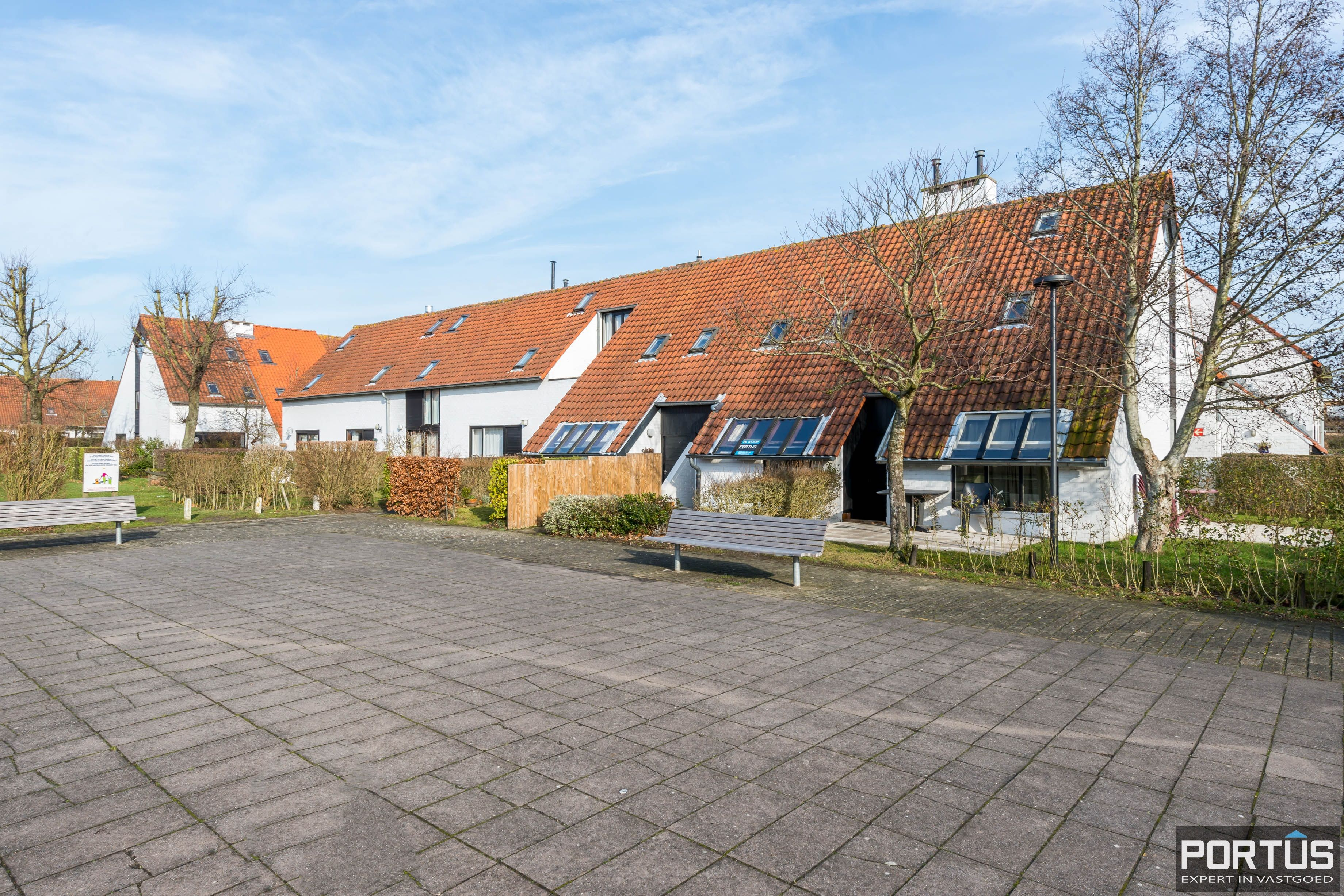 Woning te koop Nieuwpoort 4 slaapkamers en parking
