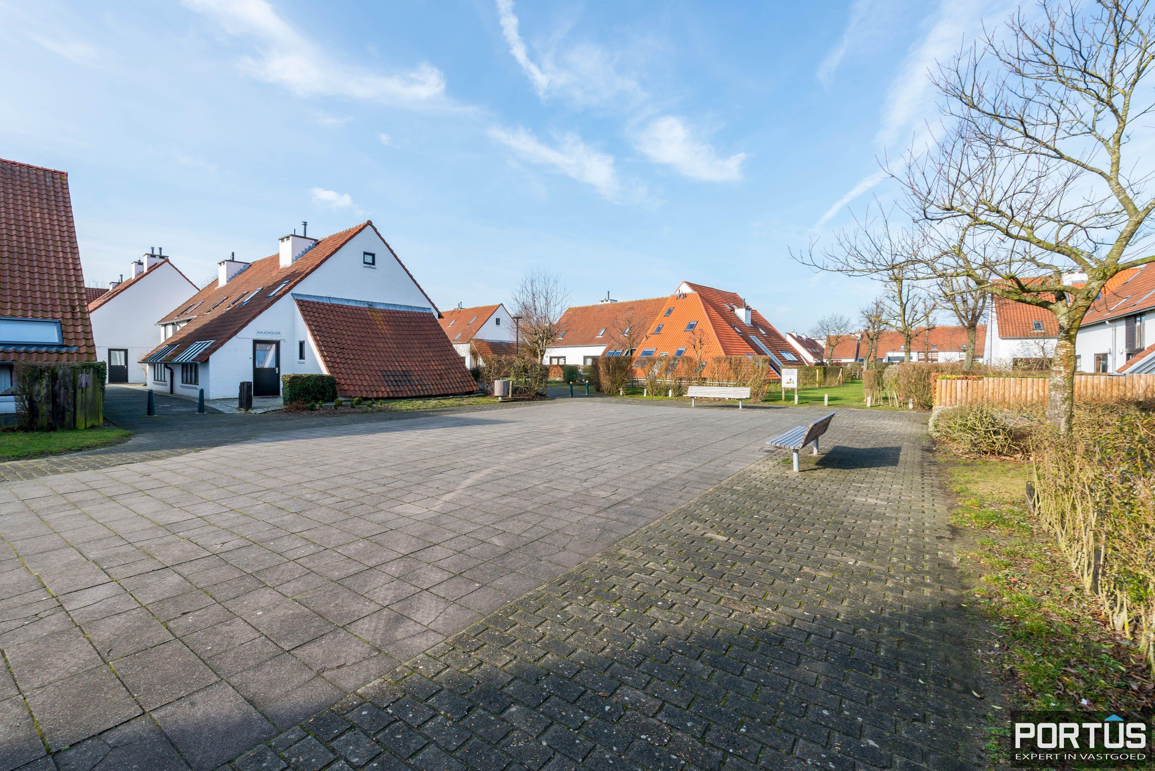 Woning te koop Nieuwpoort 4 slaapkamers en parking - 5599