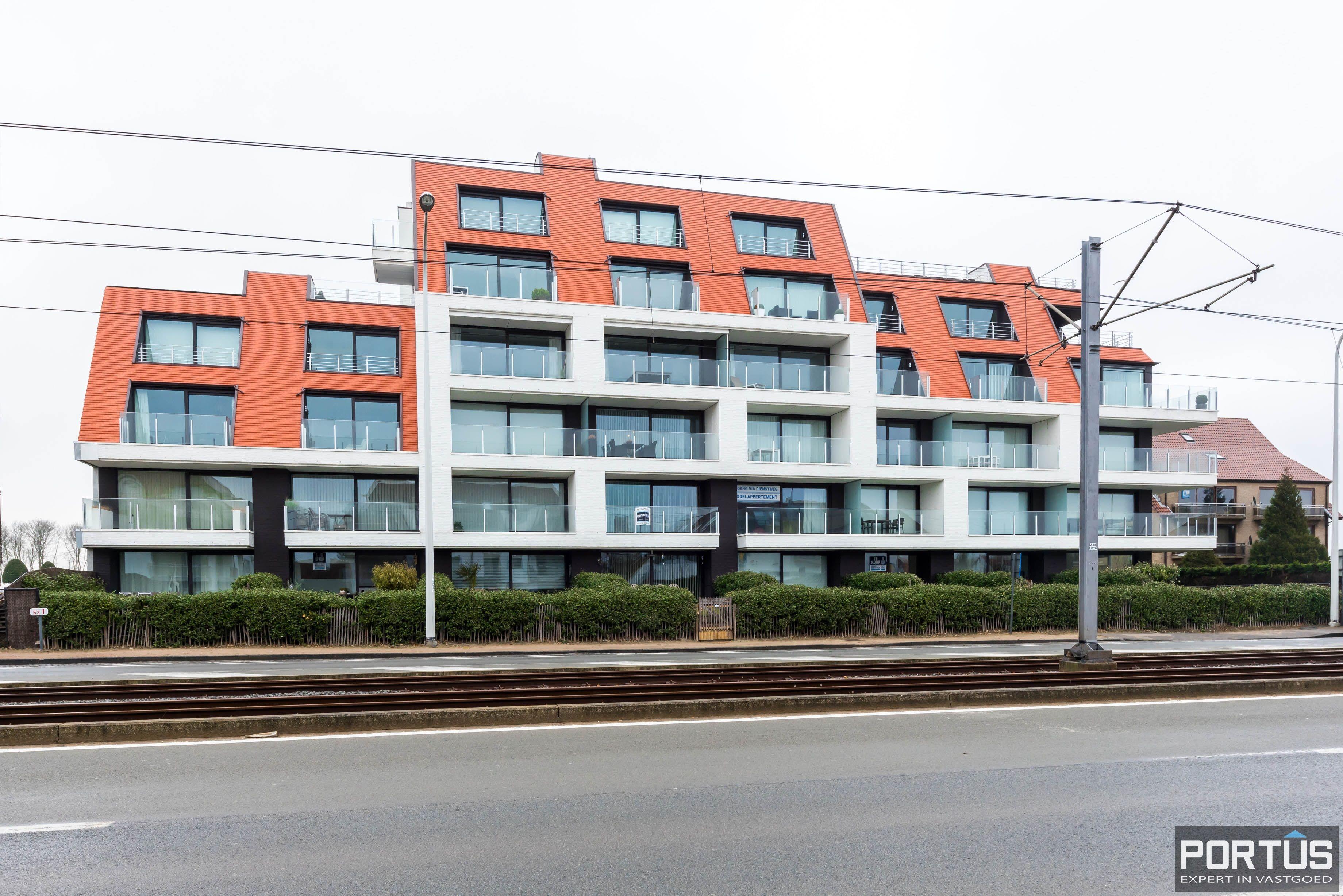 Appartement met 2 slaapkamers te koop Nieuwpoort - 5569
