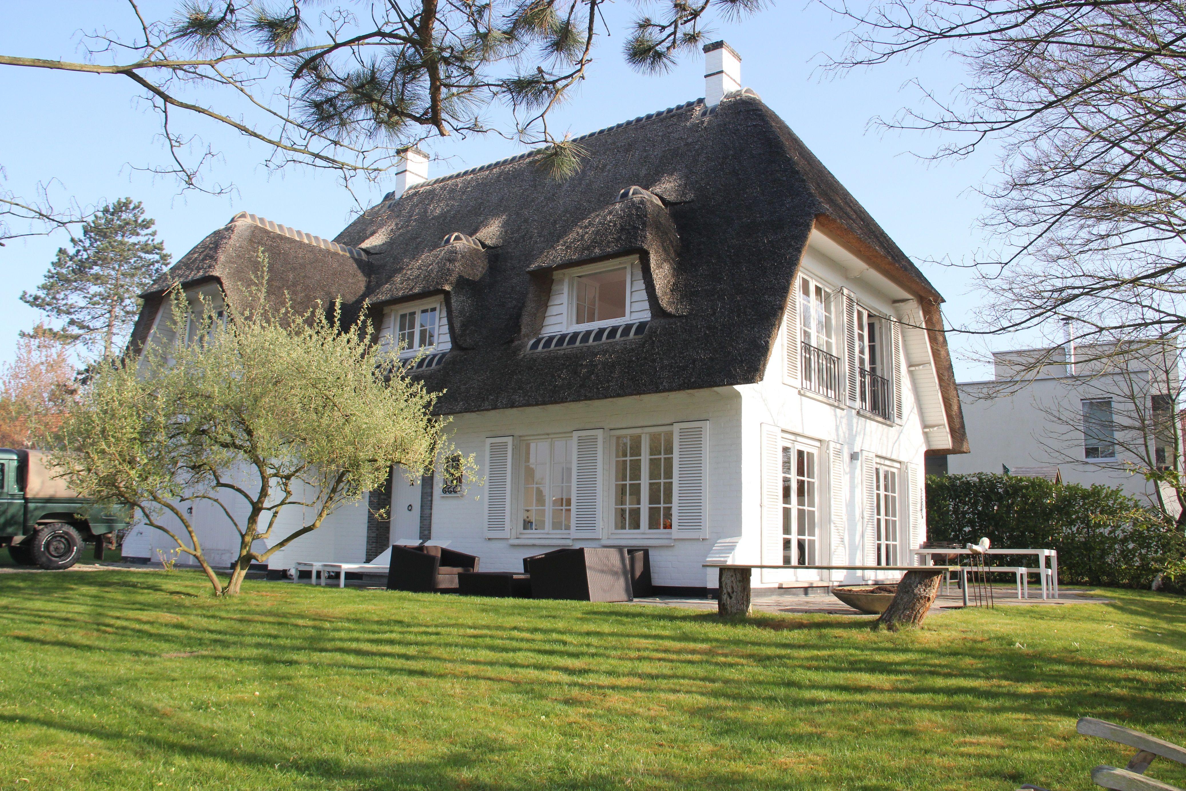 Residentiële villa te huur Nieuwpoort