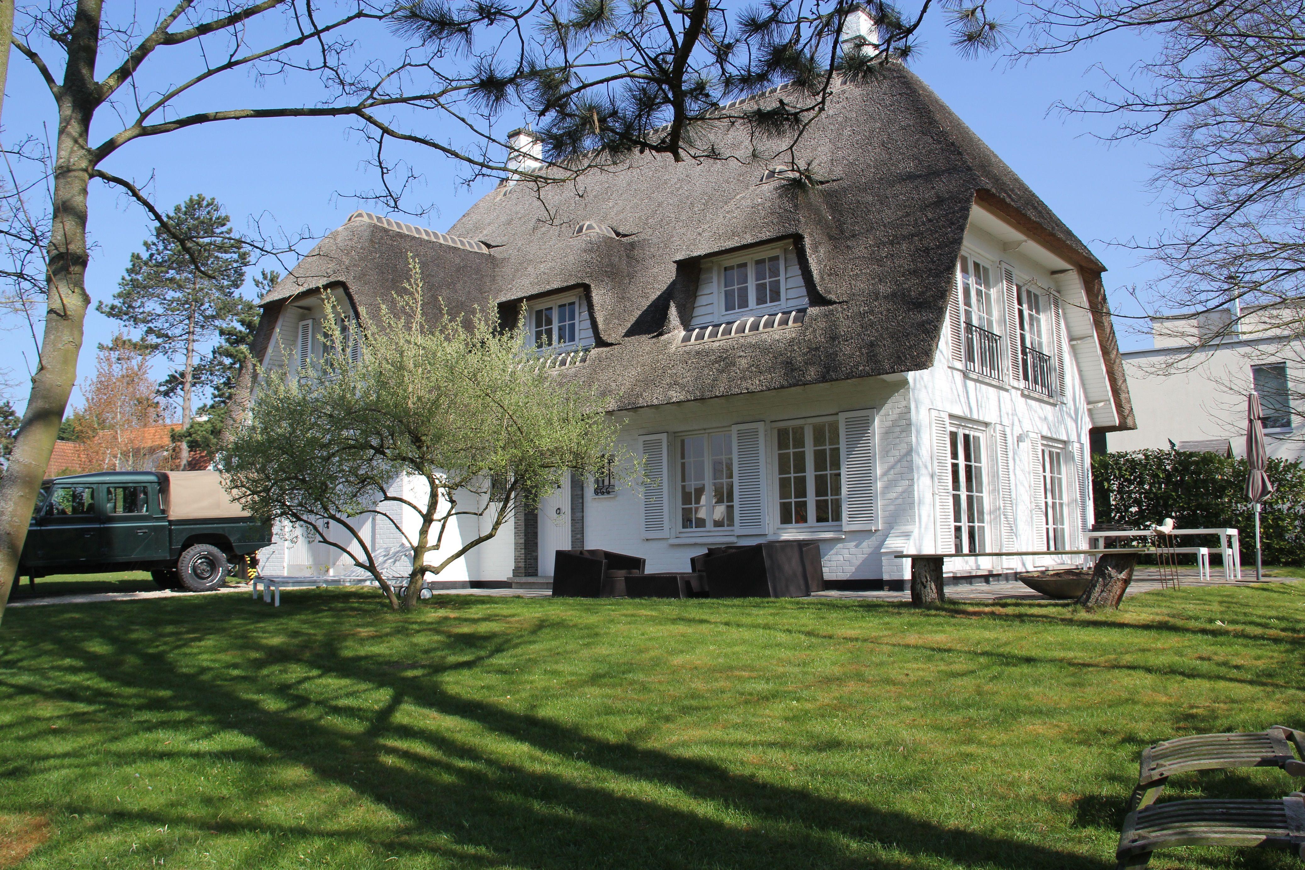 Residentiële villa te huur Nieuwpoort - 3032