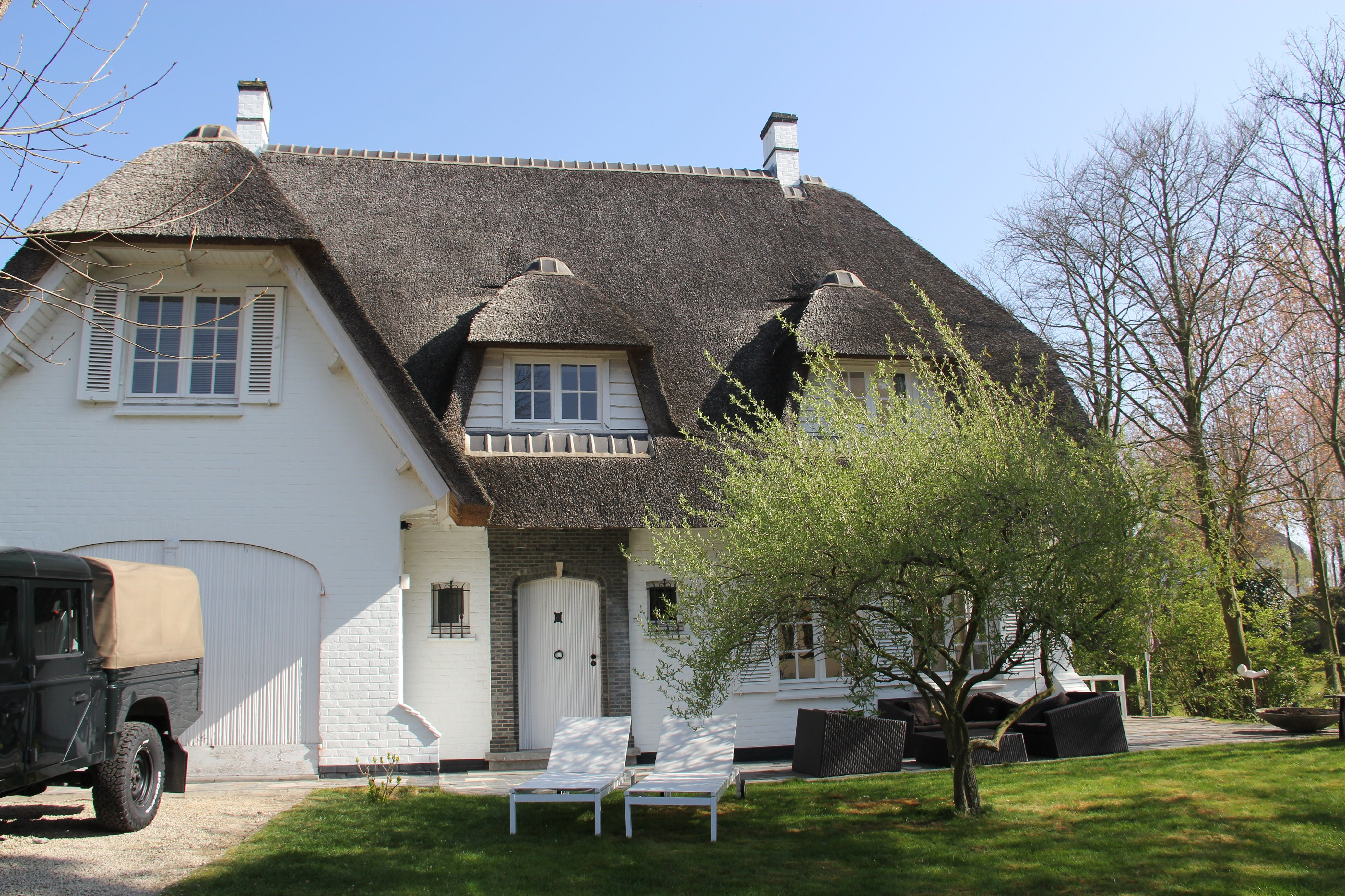 Residentiële villa te huur Nieuwpoort - 3037