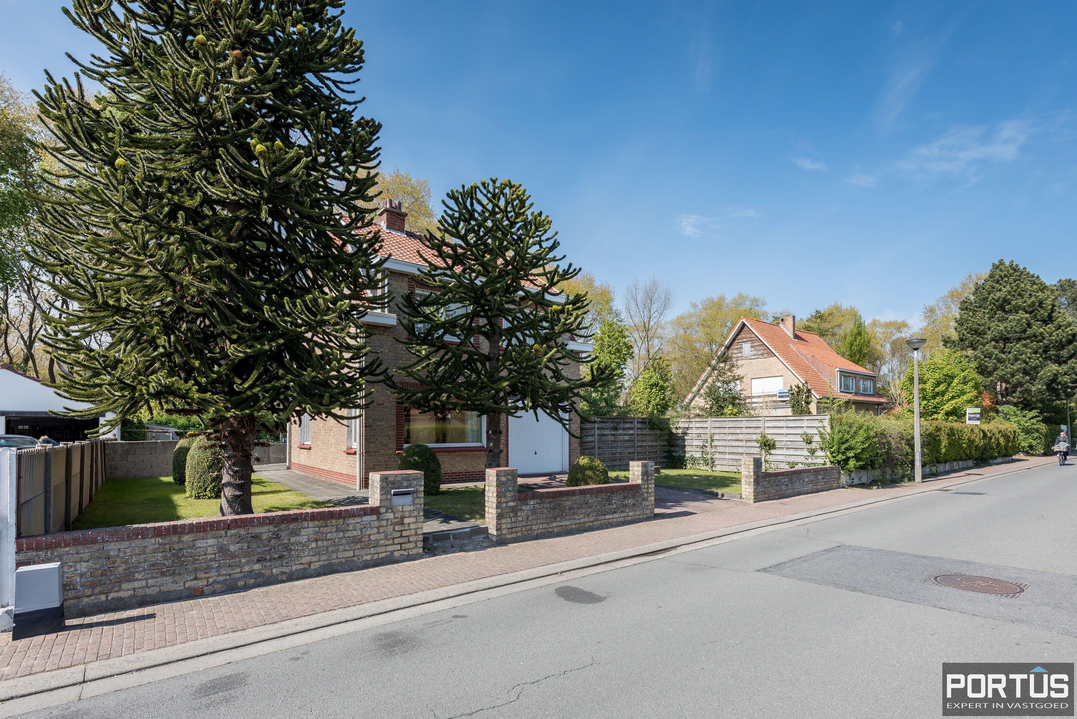 Te renoveren villa te koop Nieuwpoort - 5507