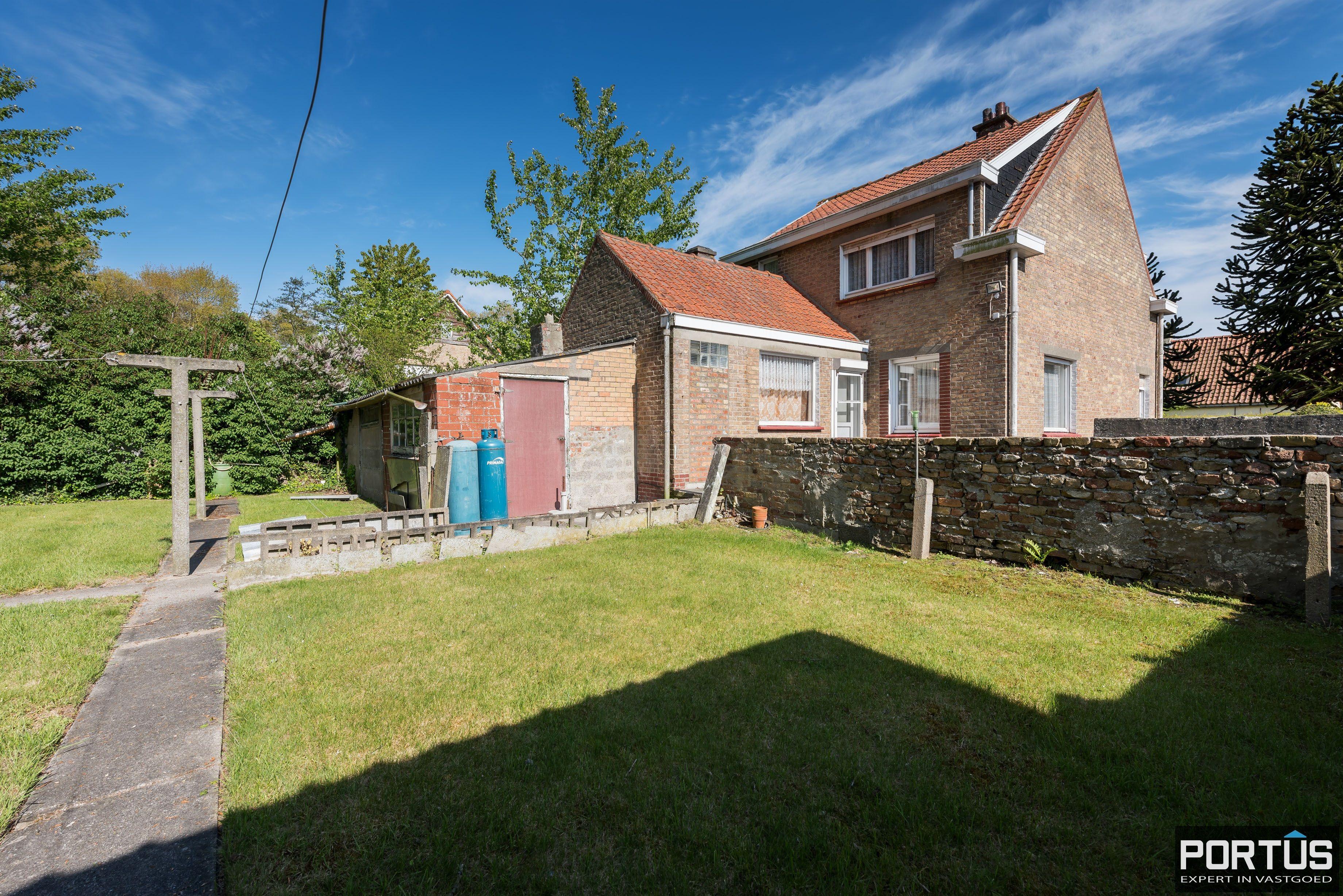 Te renoveren villa te koop Nieuwpoort - 5513