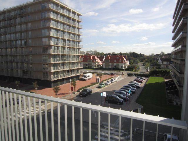Zongericht appartement met terras Nieuwpoort - 3872