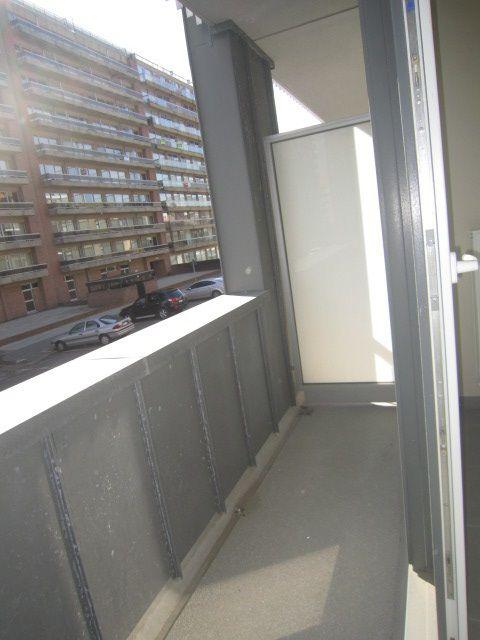 Zongericht appartement met terras Nieuwpoort - 3882