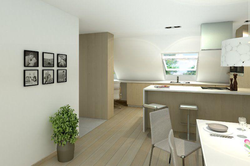 Appartement met terras Nieuwpoort - 3982