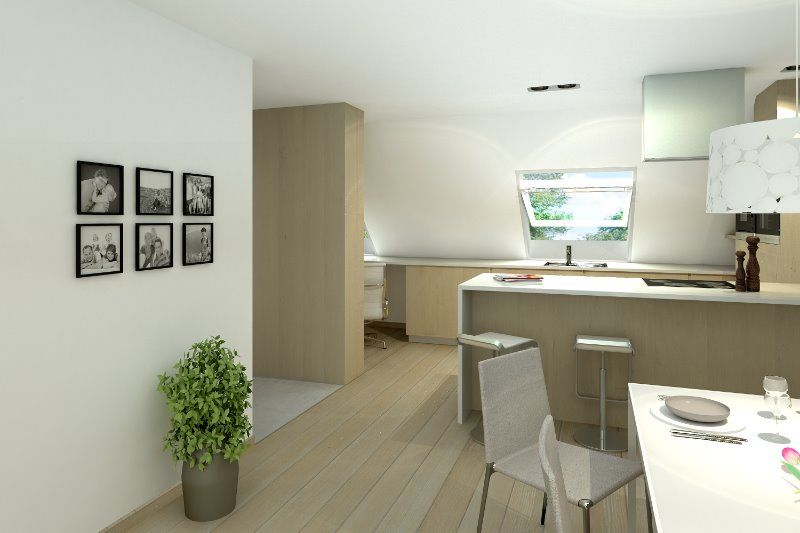 Appartement met terras Nieuwpoort - 4032