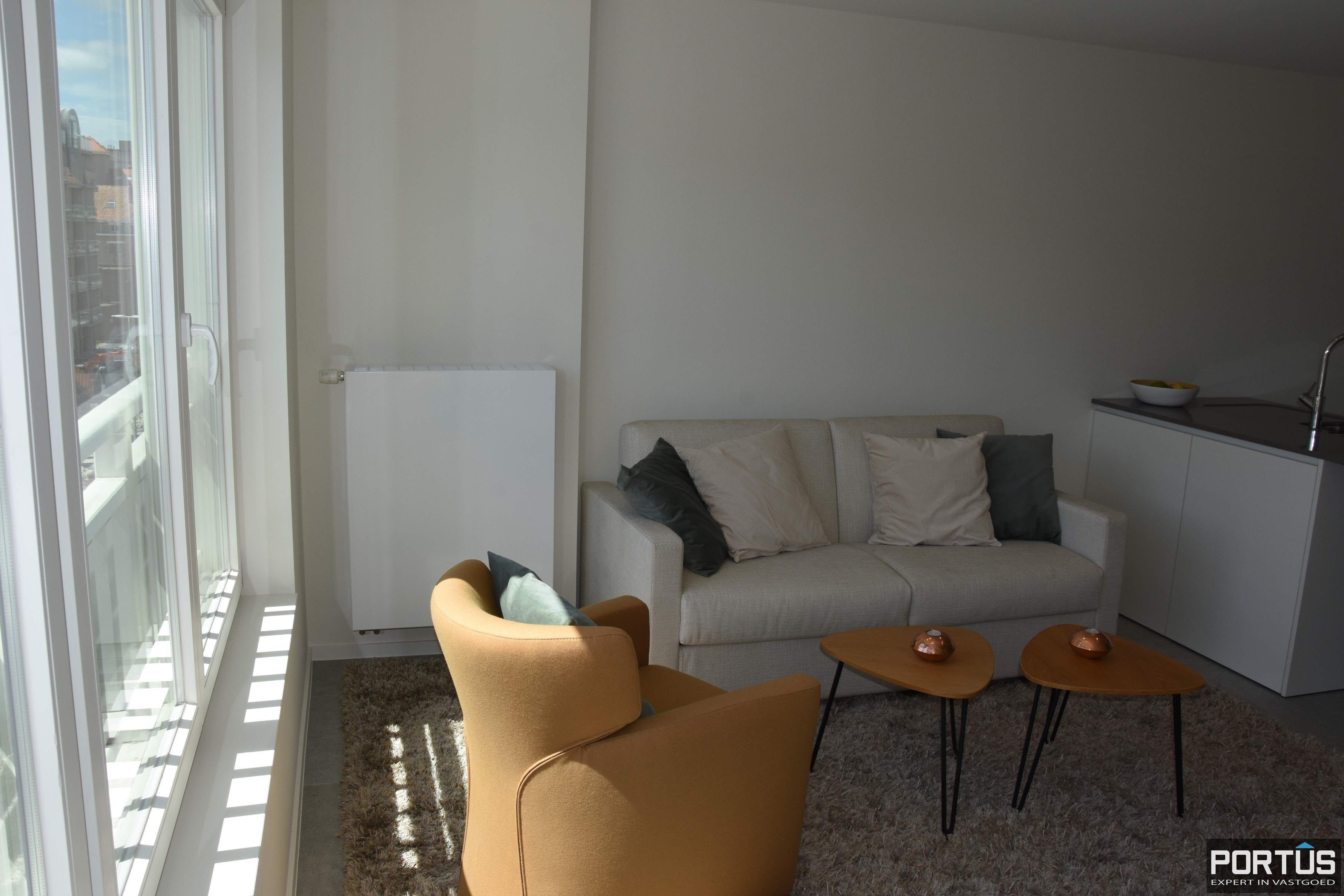 Zongericht appartement Nieuwpoort - 8423