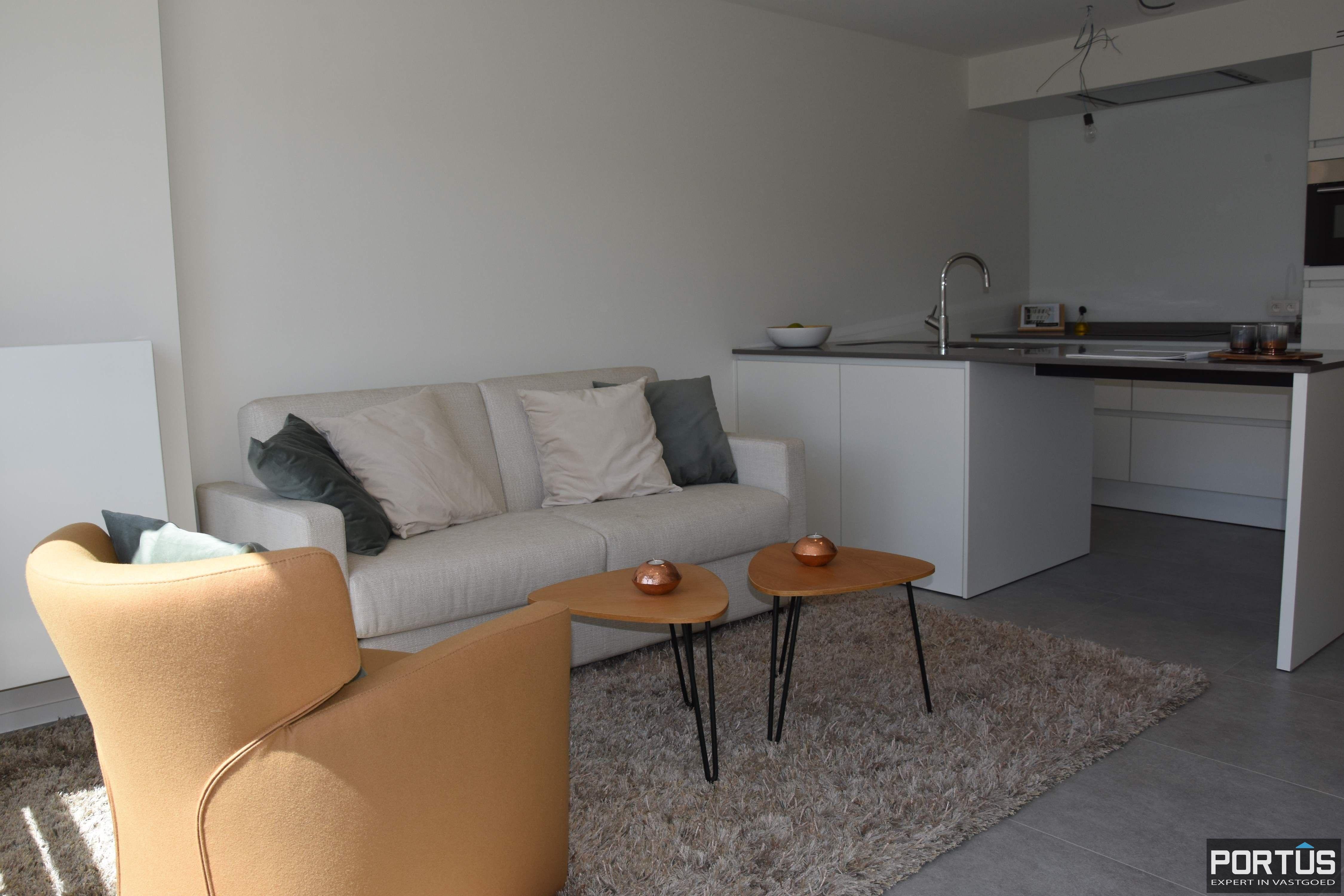 Zongericht appartement Nieuwpoort