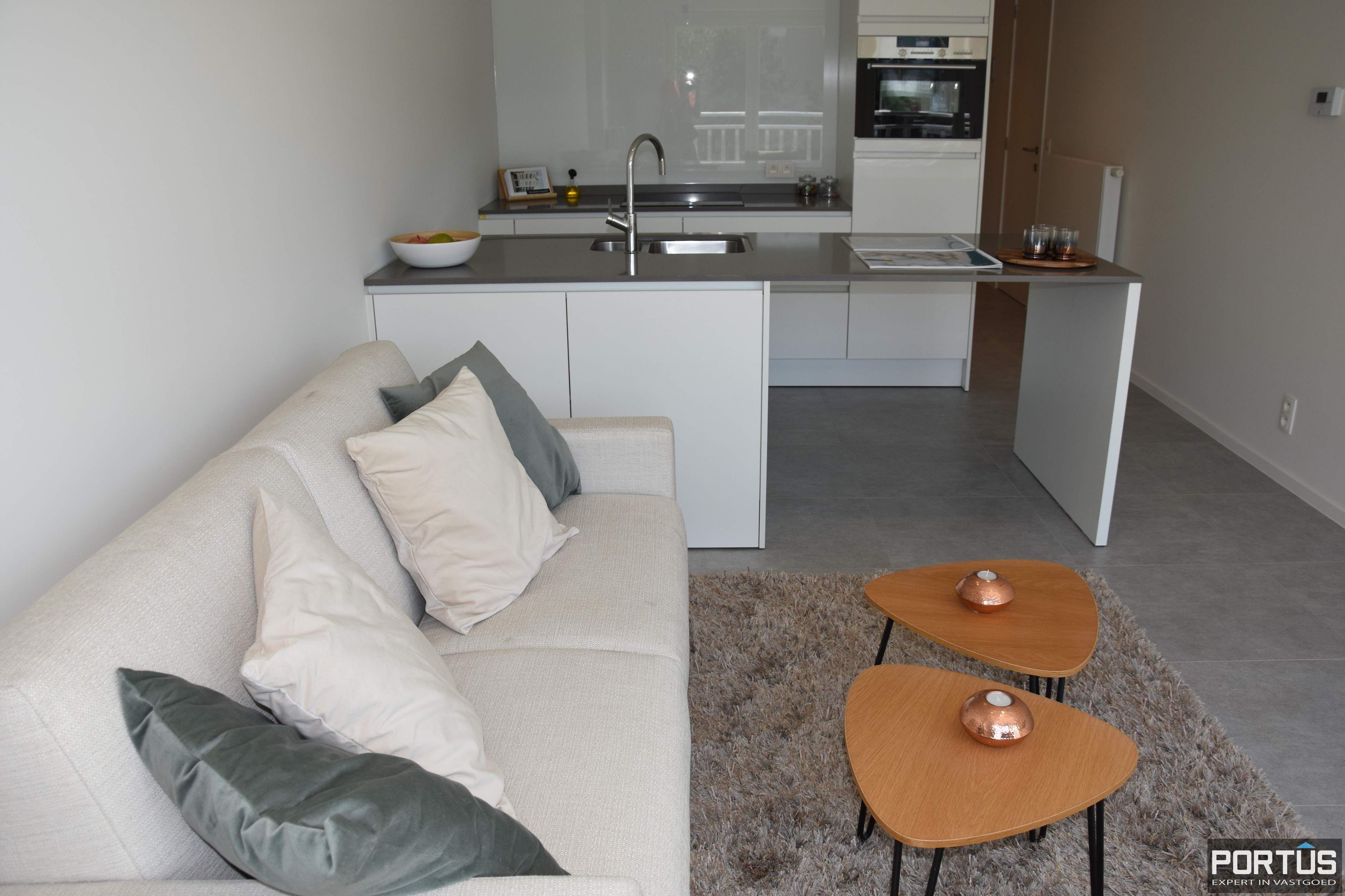 Zongericht appartement Nieuwpoort - 8426