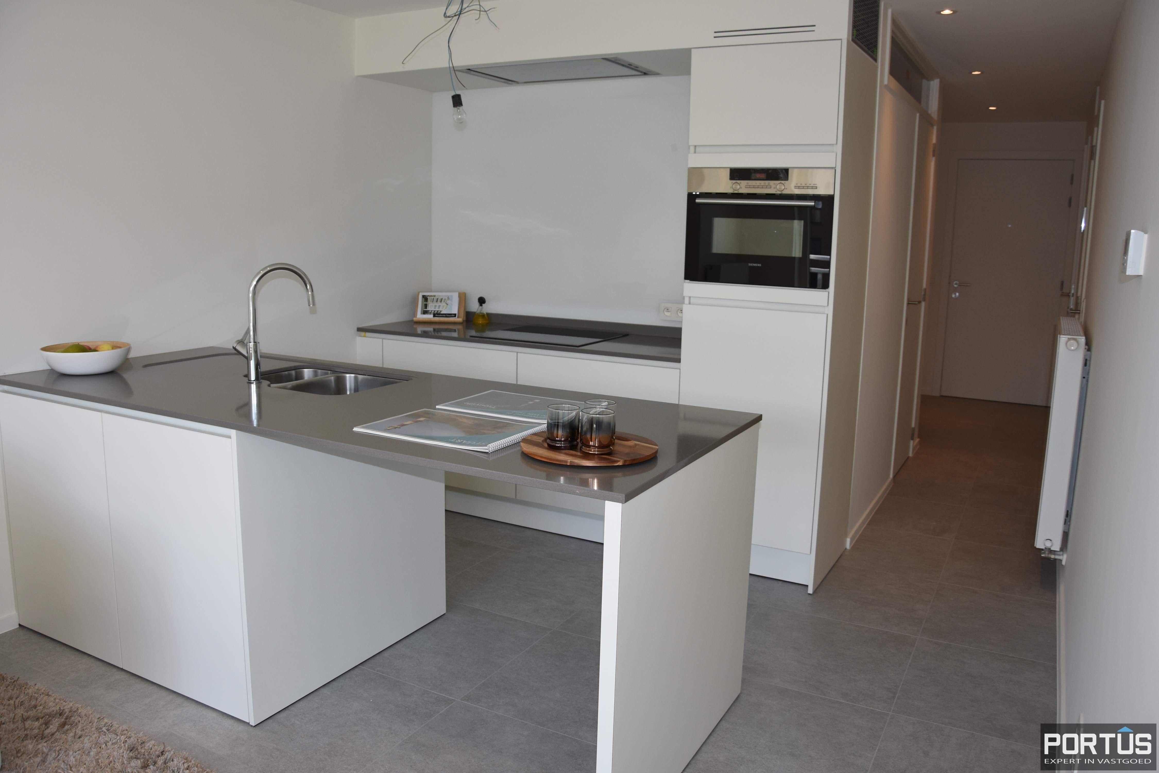 Zongericht appartement Nieuwpoort - 8432