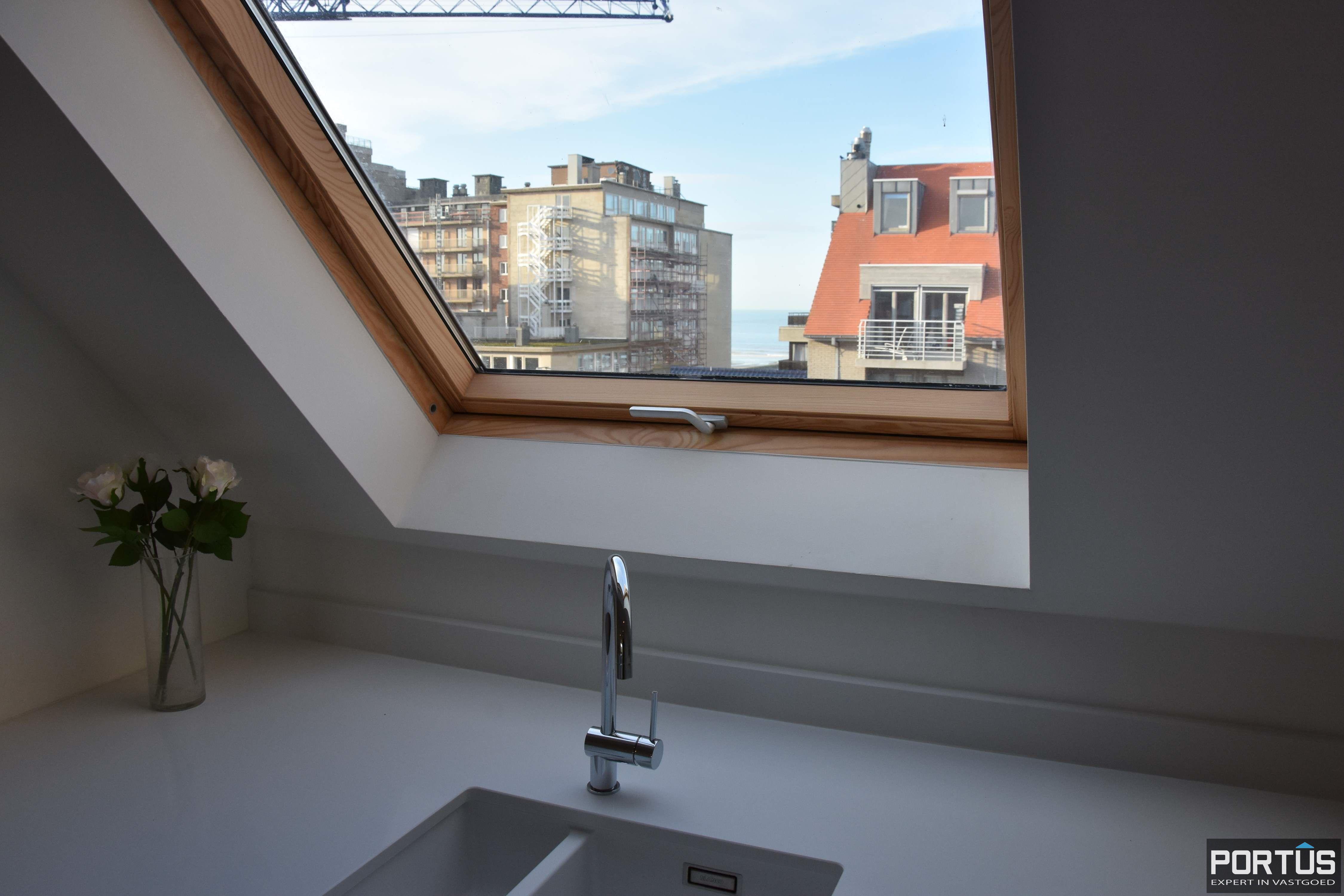 Duplex-appartement Nieuwpoort - 7143
