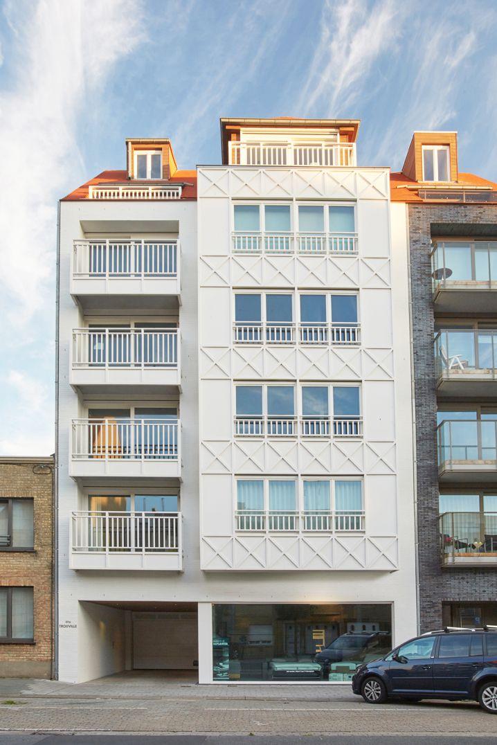 Duplex-appartement Nieuwpoort - 7154