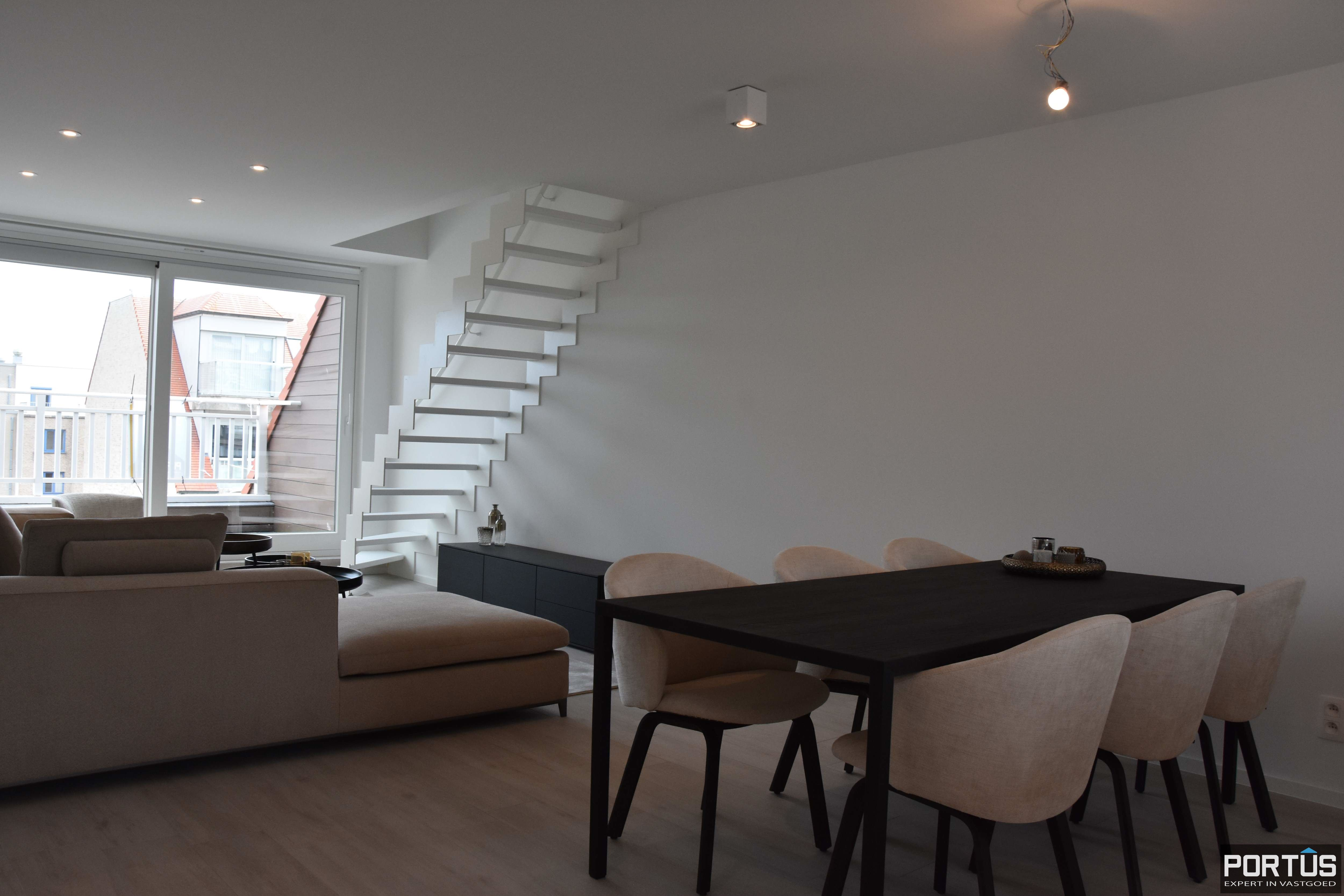 Duplex-appartement Nieuwpoort - 8781