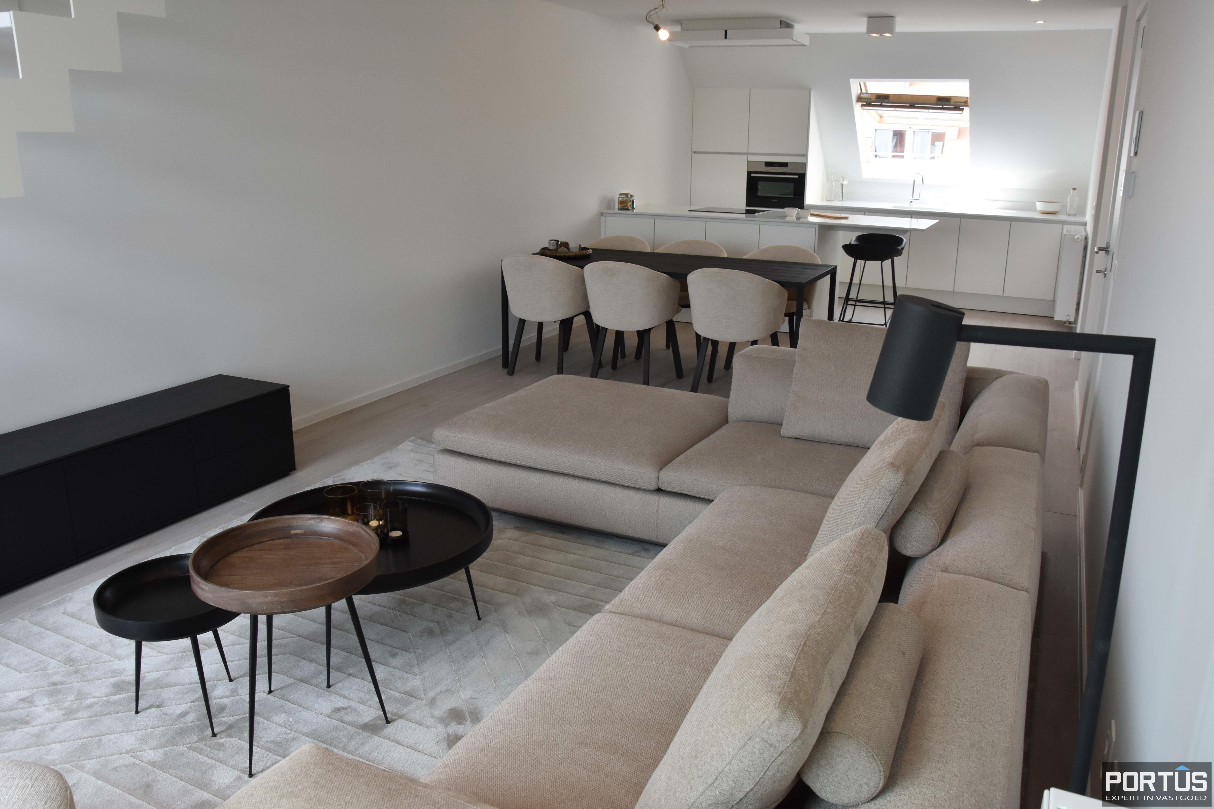 Duplex-appartement Nieuwpoort - 8786