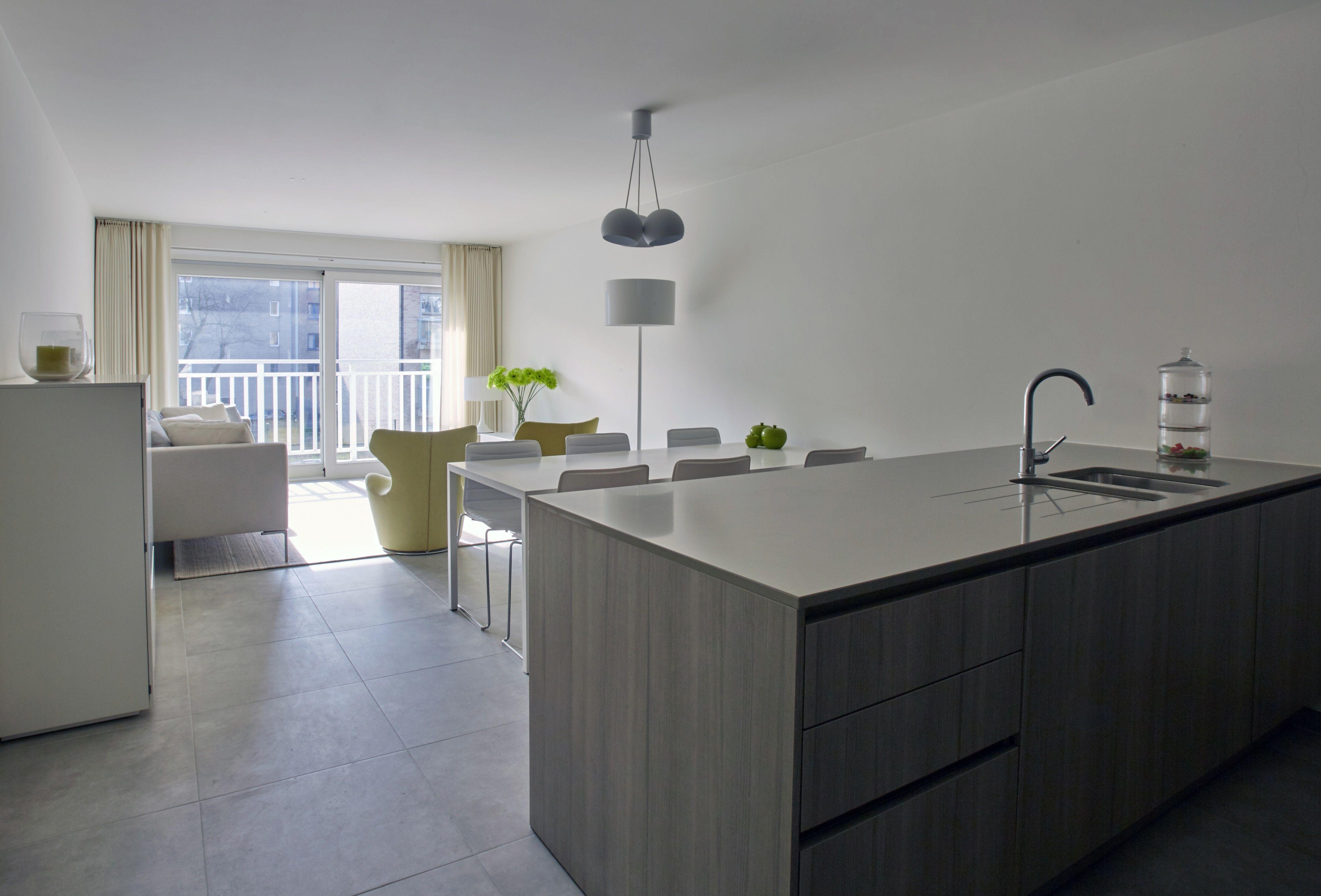 Zongericht appartement met terras te koop Nieuwpoort - 5485