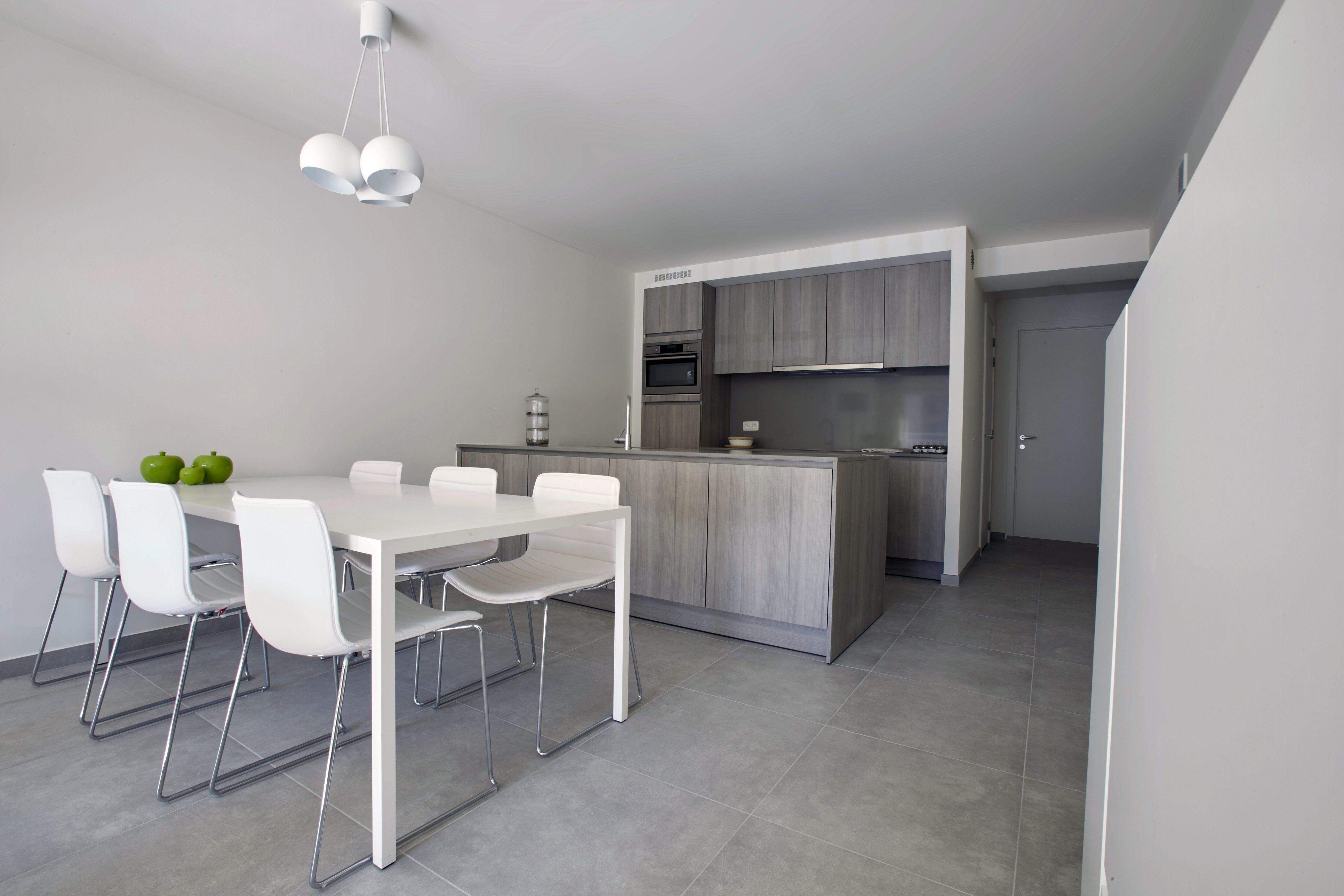 Zongericht appartement met terras te koop Nieuwpoort - 5487