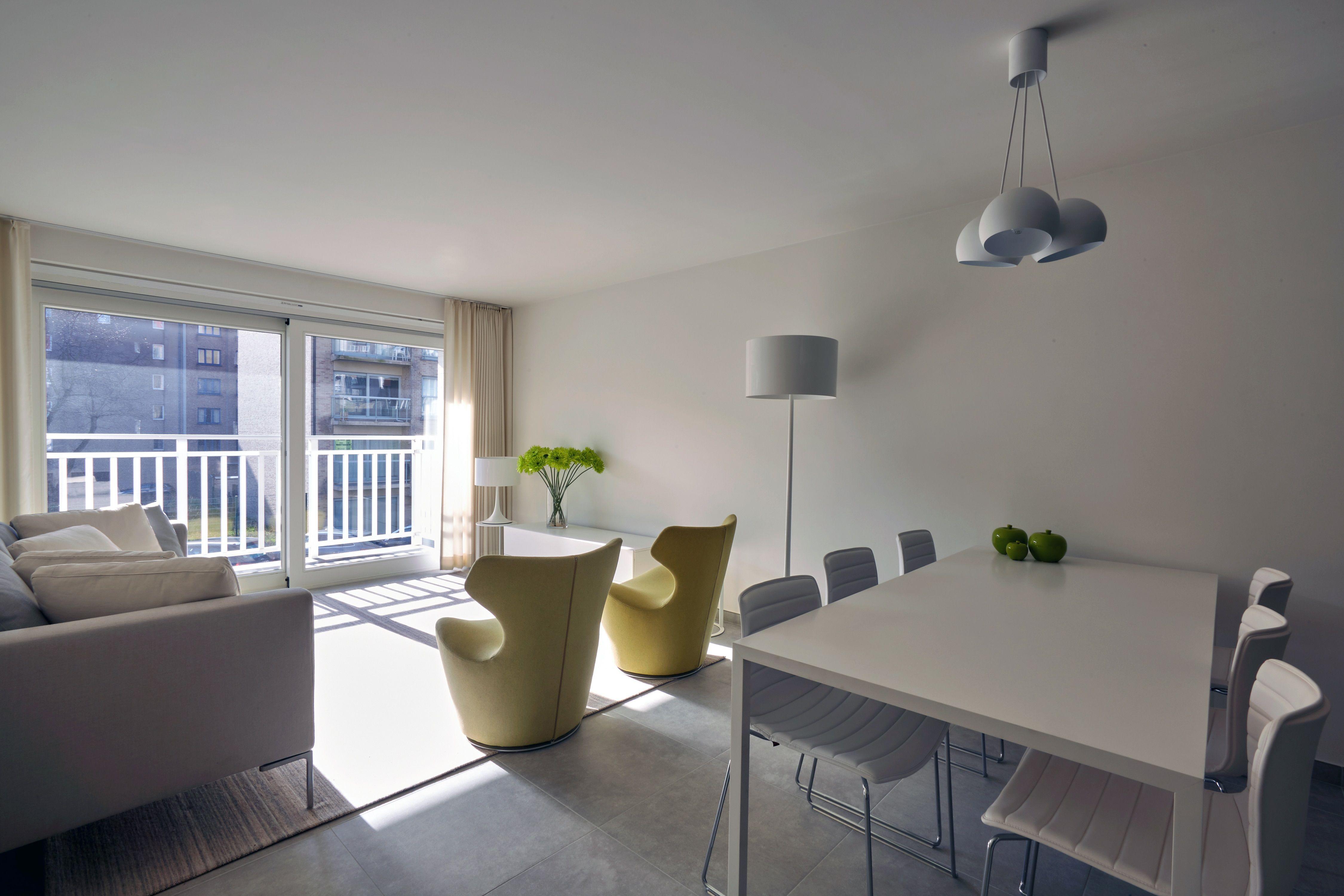 Zongericht appartement met terras te koop Nieuwpoort