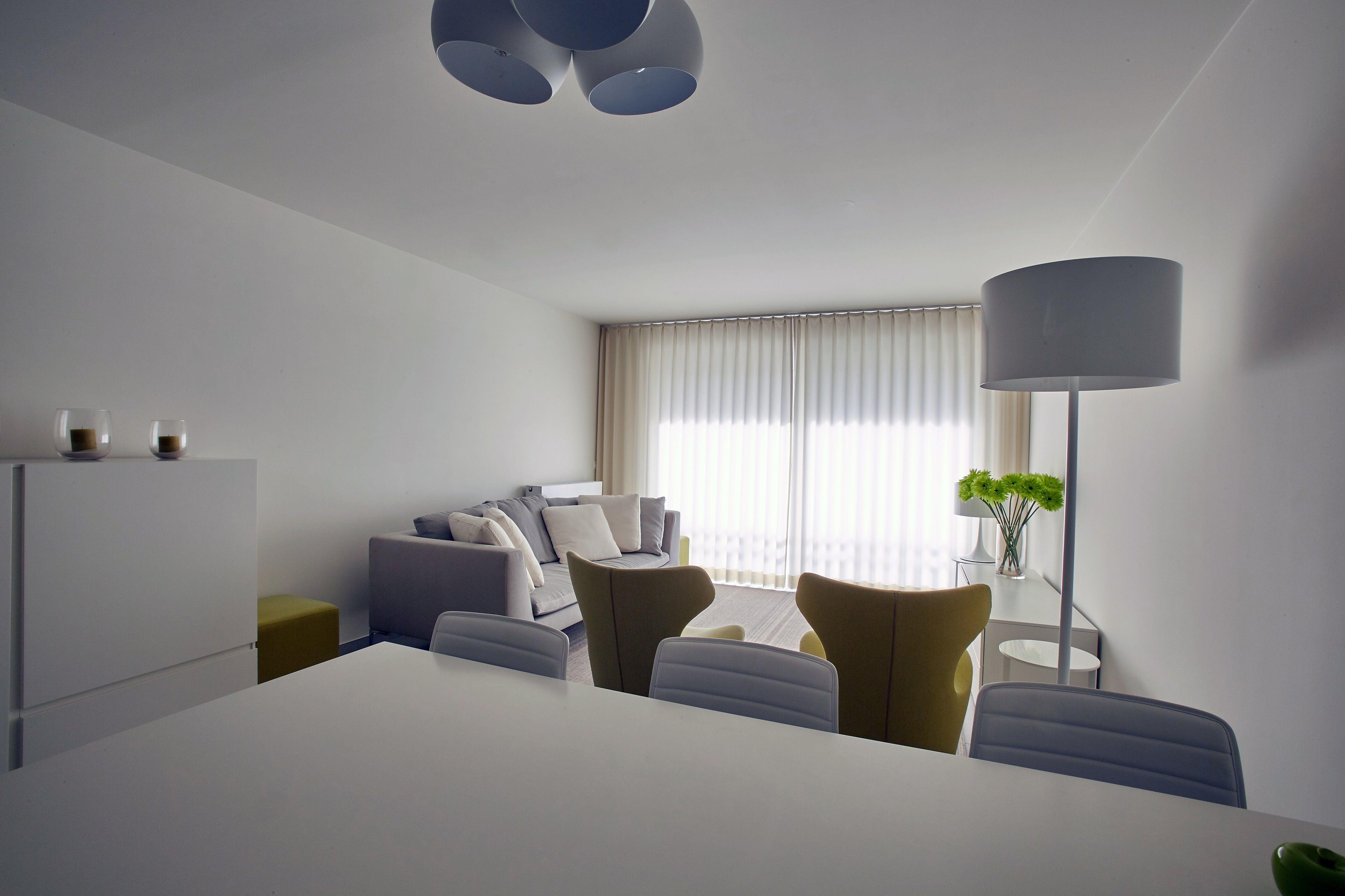 Zongericht appartement met terras te koop Nieuwpoort - 5503