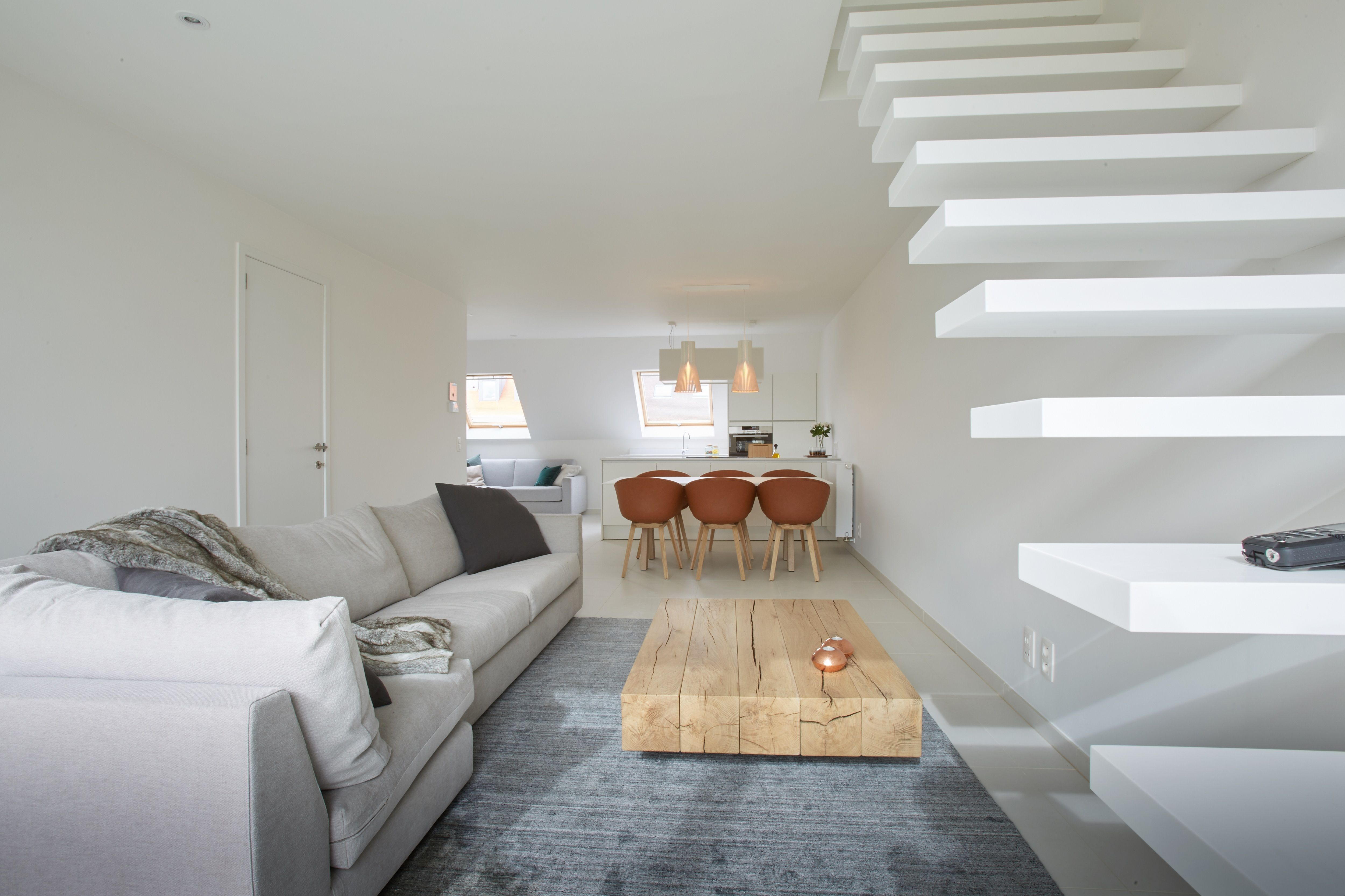 Duplex-appartement met 2 slaapkamers te koop Nieuwpoort - 5407