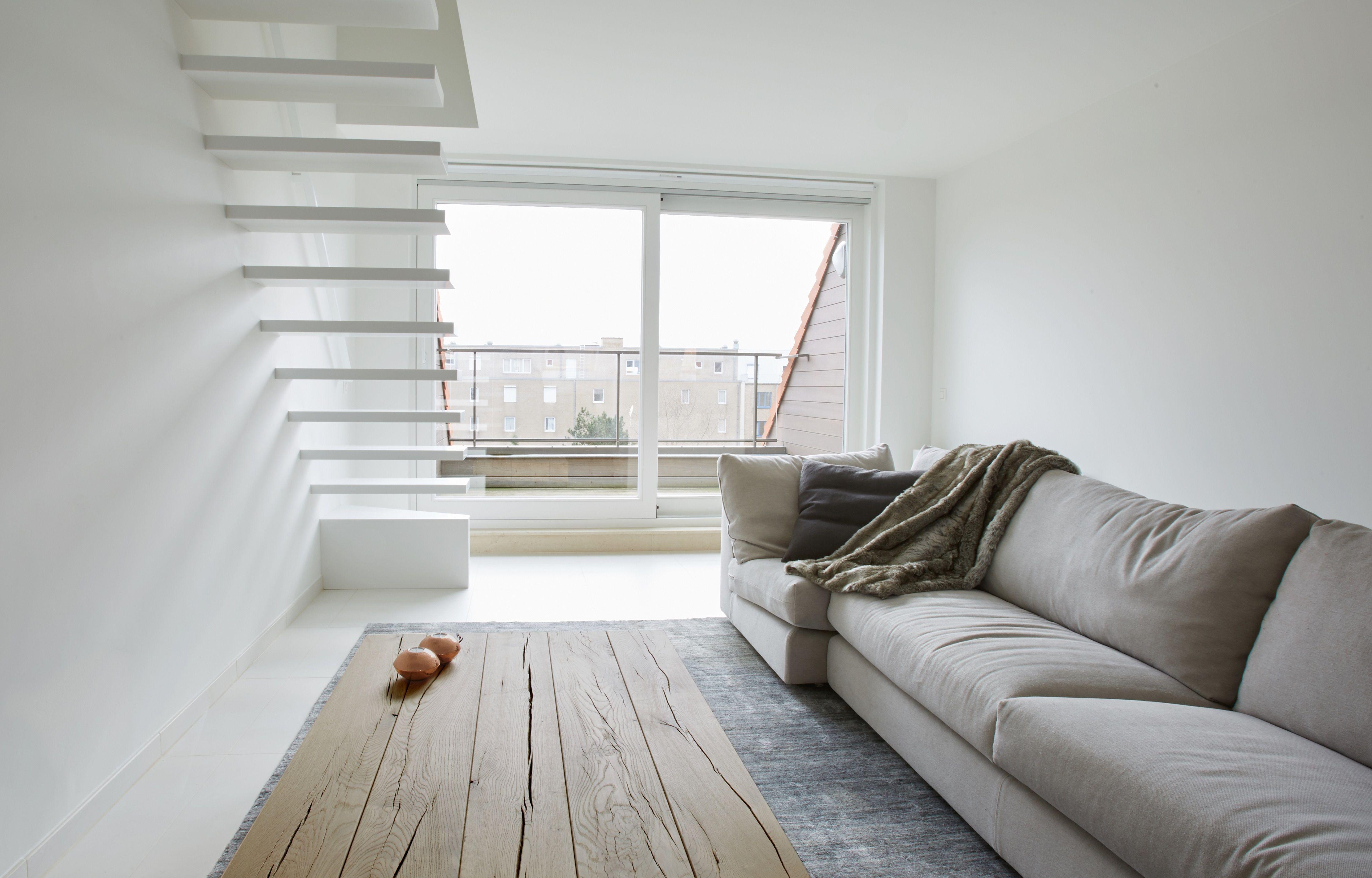 Duplex-appartement met 2 slaapkamers te koop Nieuwpoort - 5409