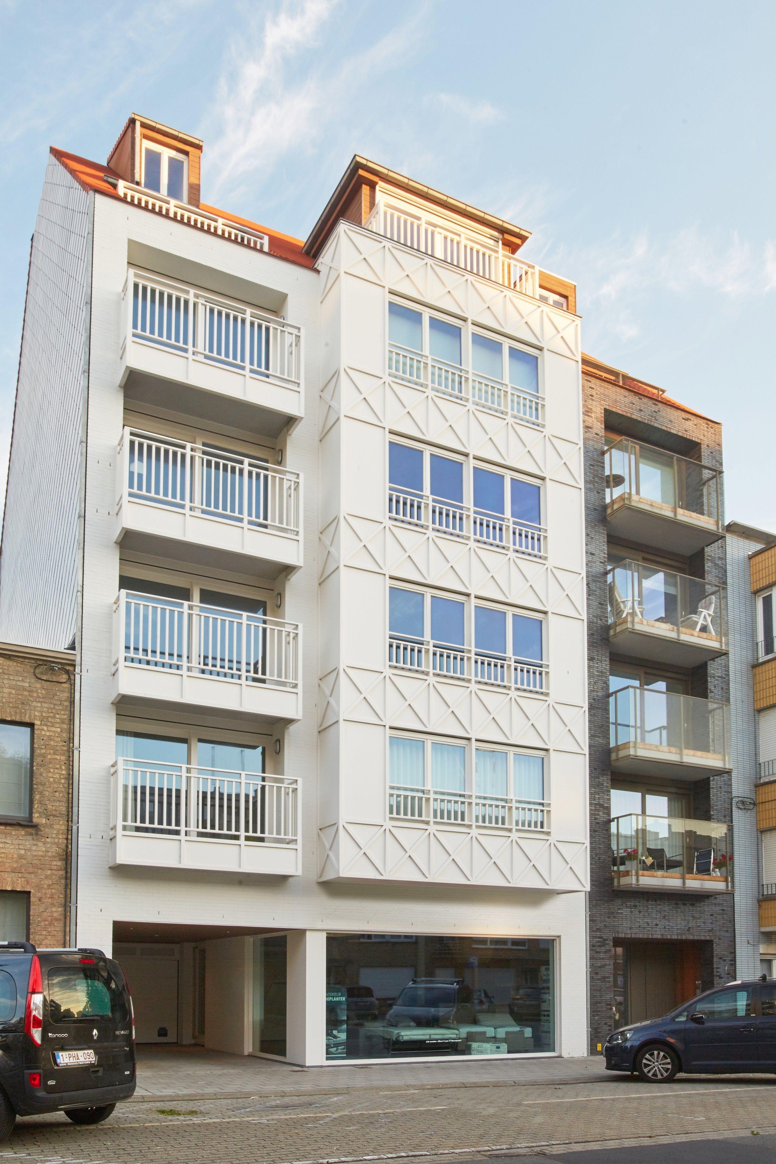 Duplex-appartement met 2 slaapkamers te koop Nieuwpoort