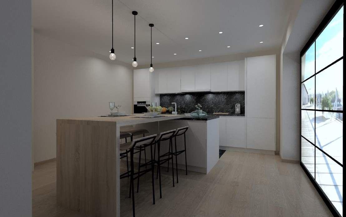 Appartement 3 slaapkamers te koop Marktplein Nieuwpoort - 9113