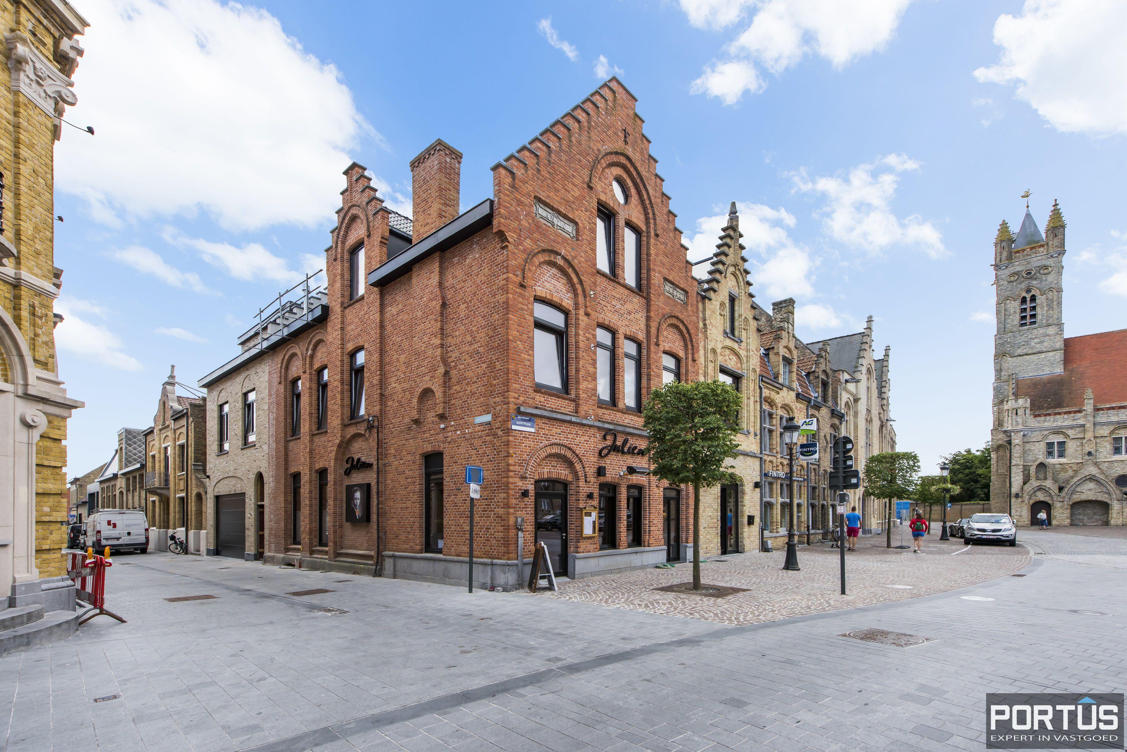 Appartement 3 slaapkamers te koop Marktplein Nieuwpoort - 9922