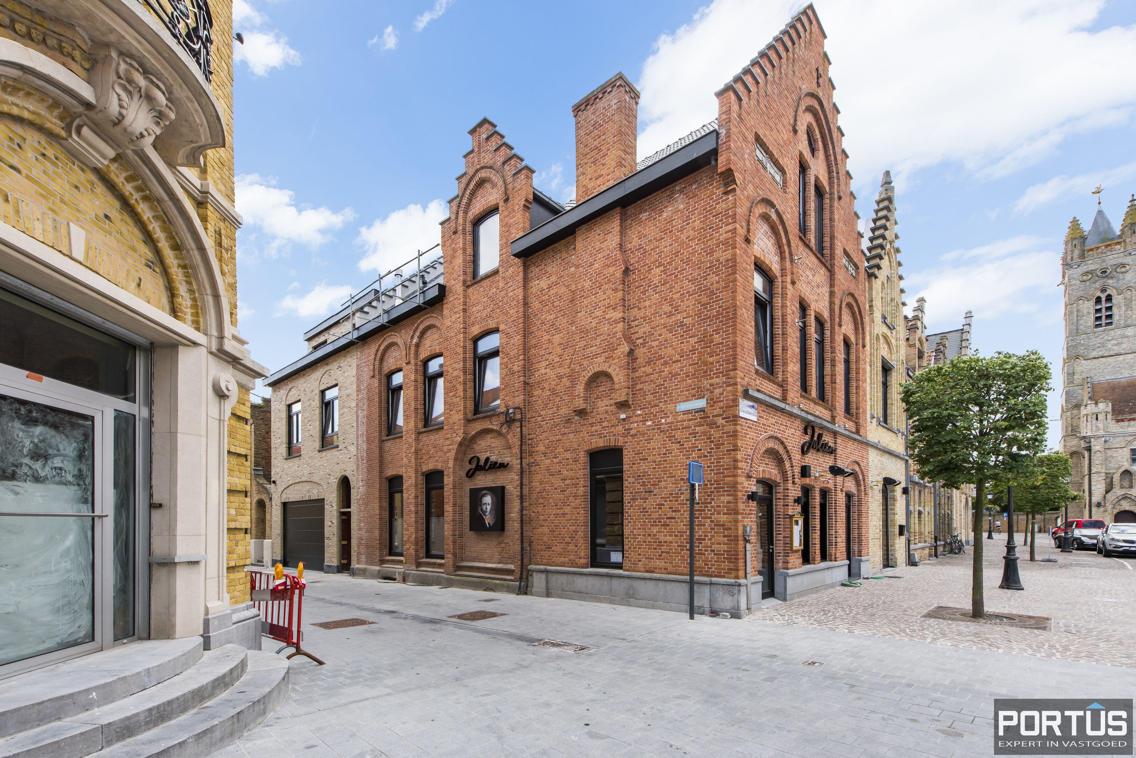 Appartement 3 slaapkamers te koop Marktplein Nieuwpoort - 9923