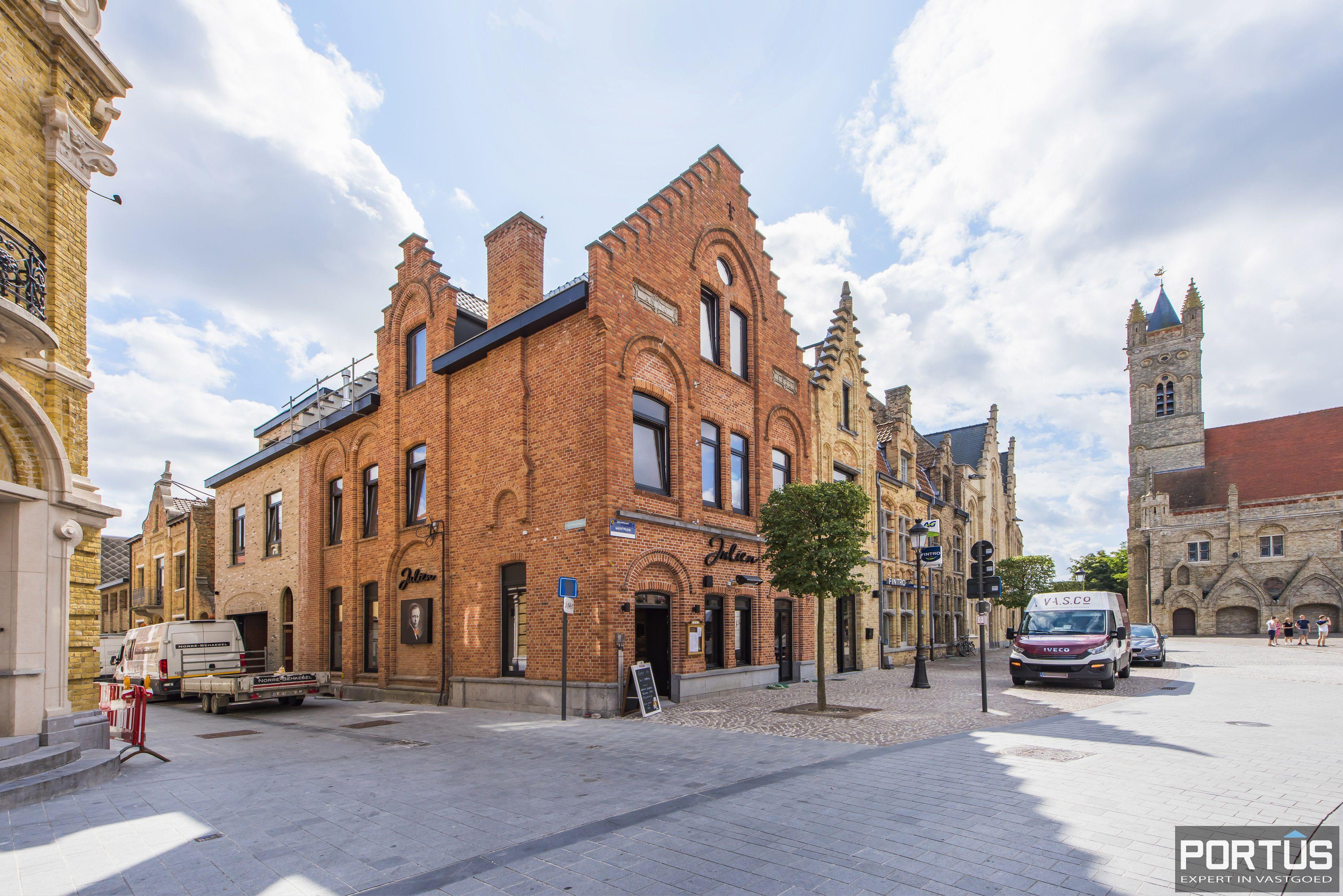 Appartement 3 slaapkamers te koop Marktplein Nieuwpoort - 9924