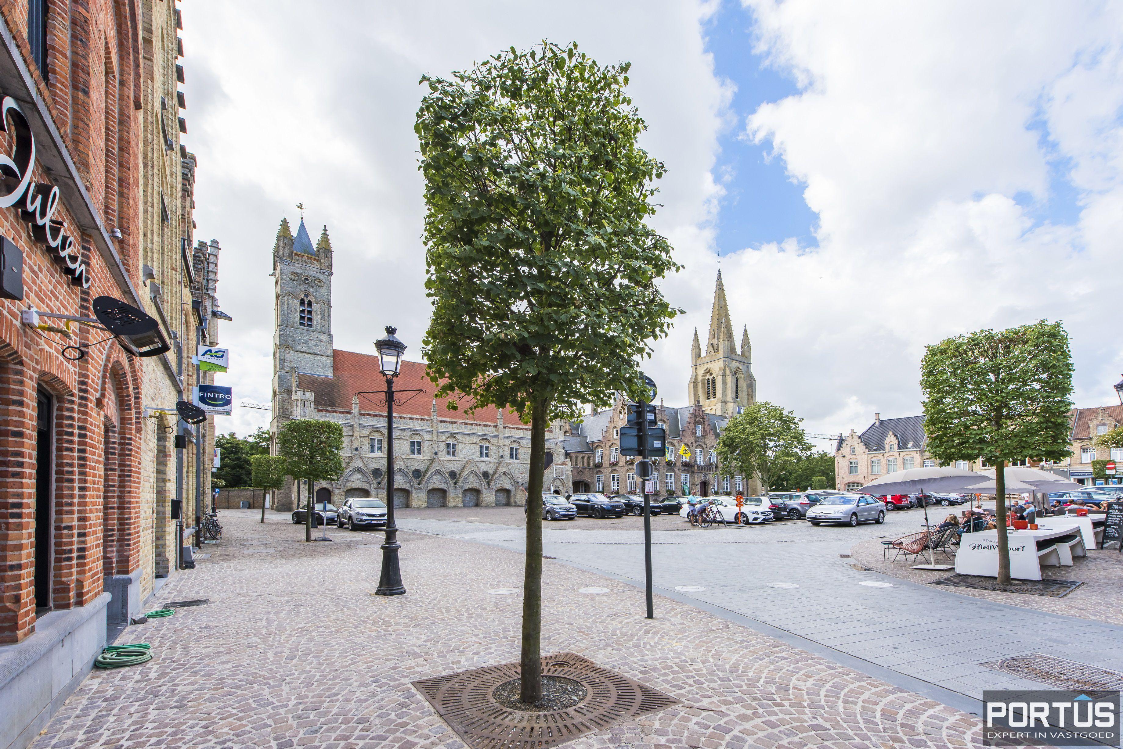Appartement 3 slaapkamers te koop Marktplein Nieuwpoort - 9927