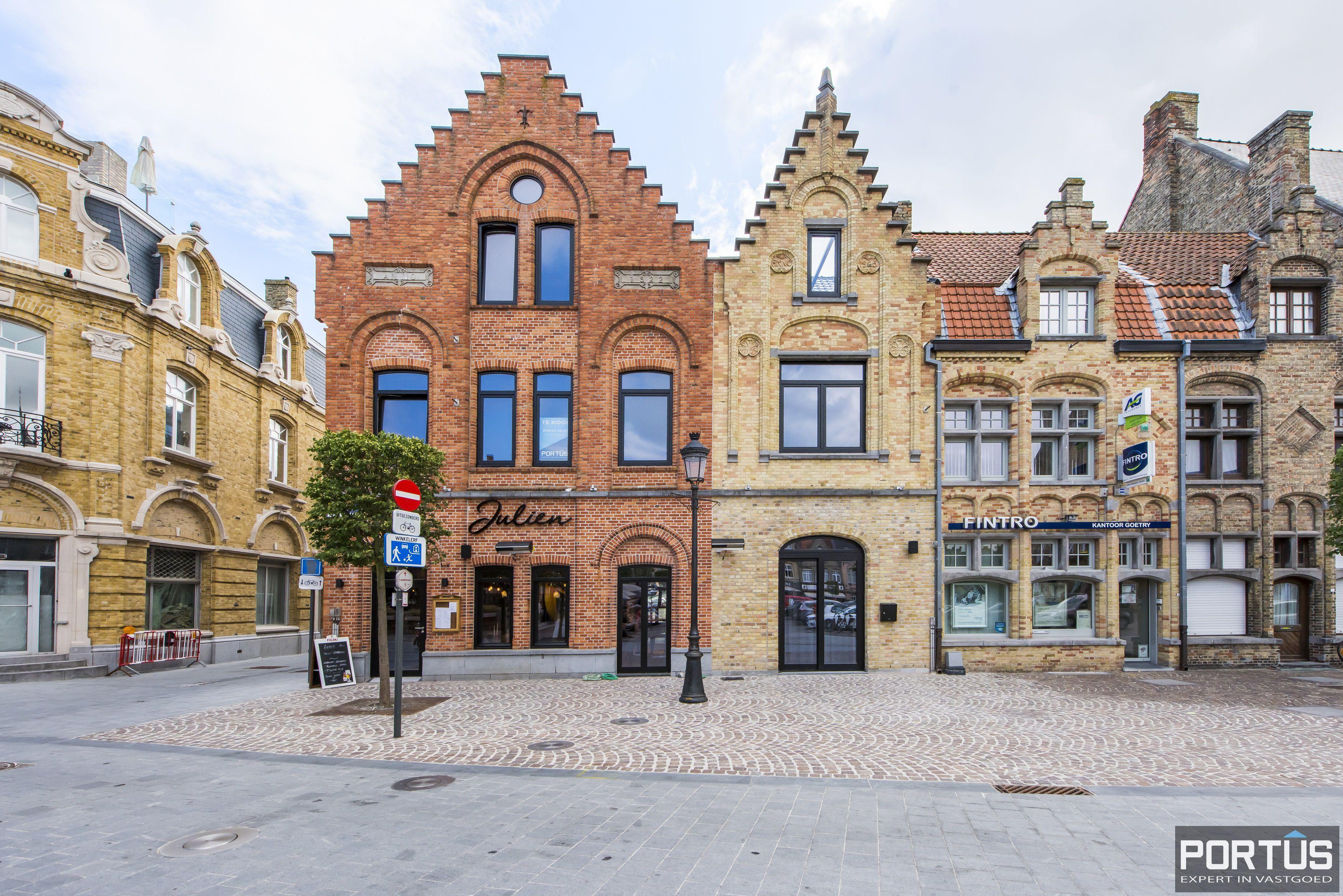 Appartement 3 slaapkamers te koop Marktplein Nieuwpoort - 9928
